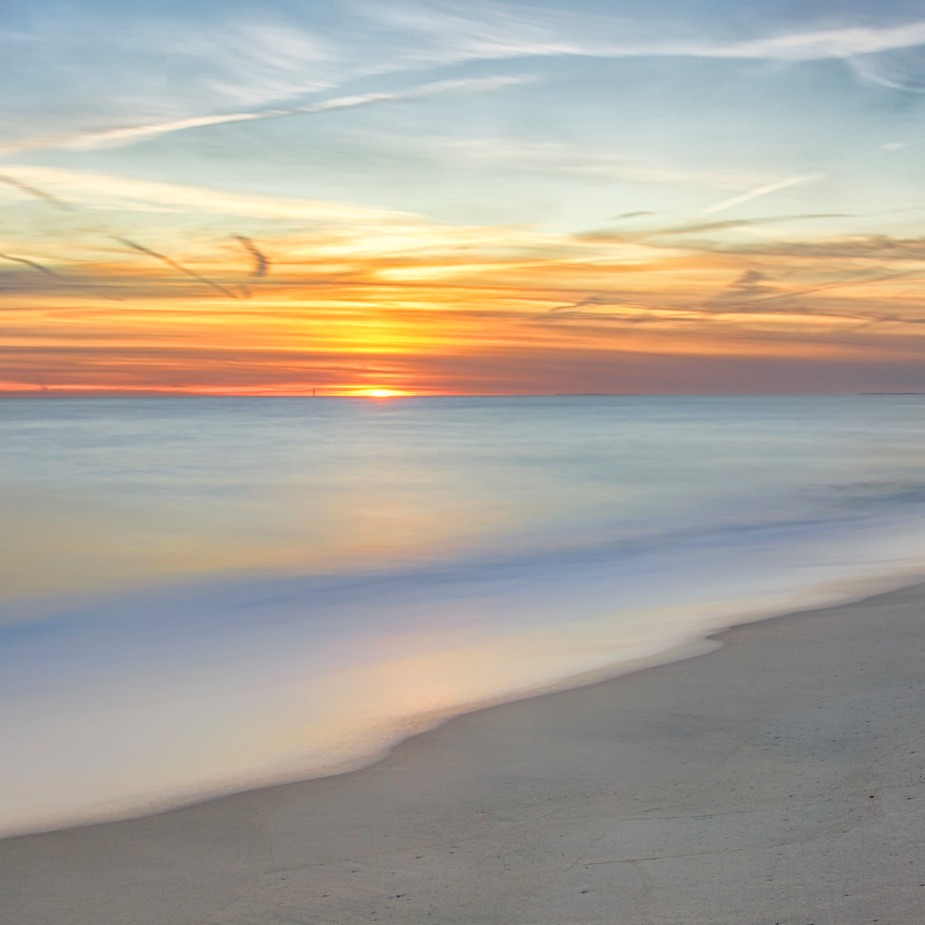 South beach winter clouds kmb4by