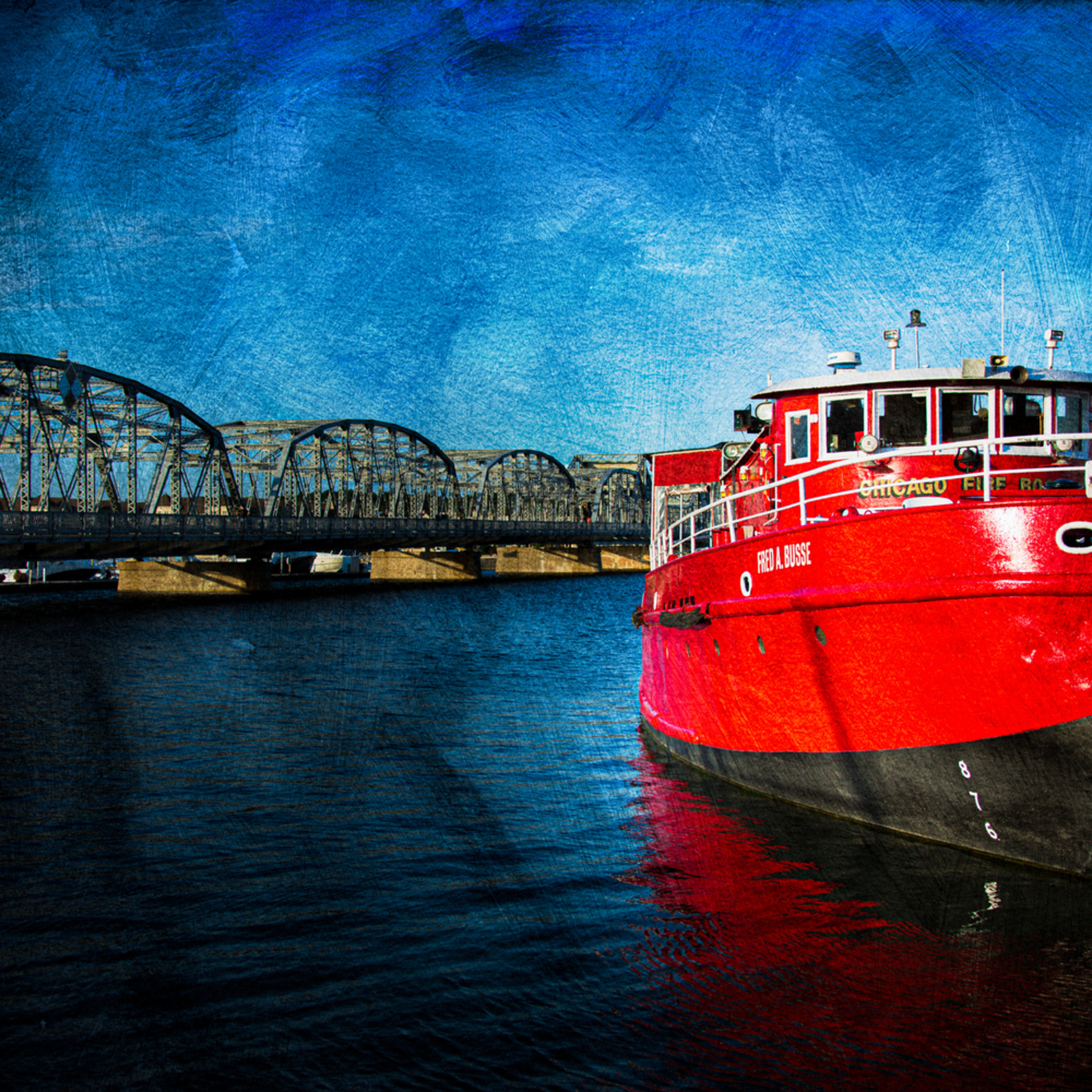 Fred a busse fire boat eoj6on