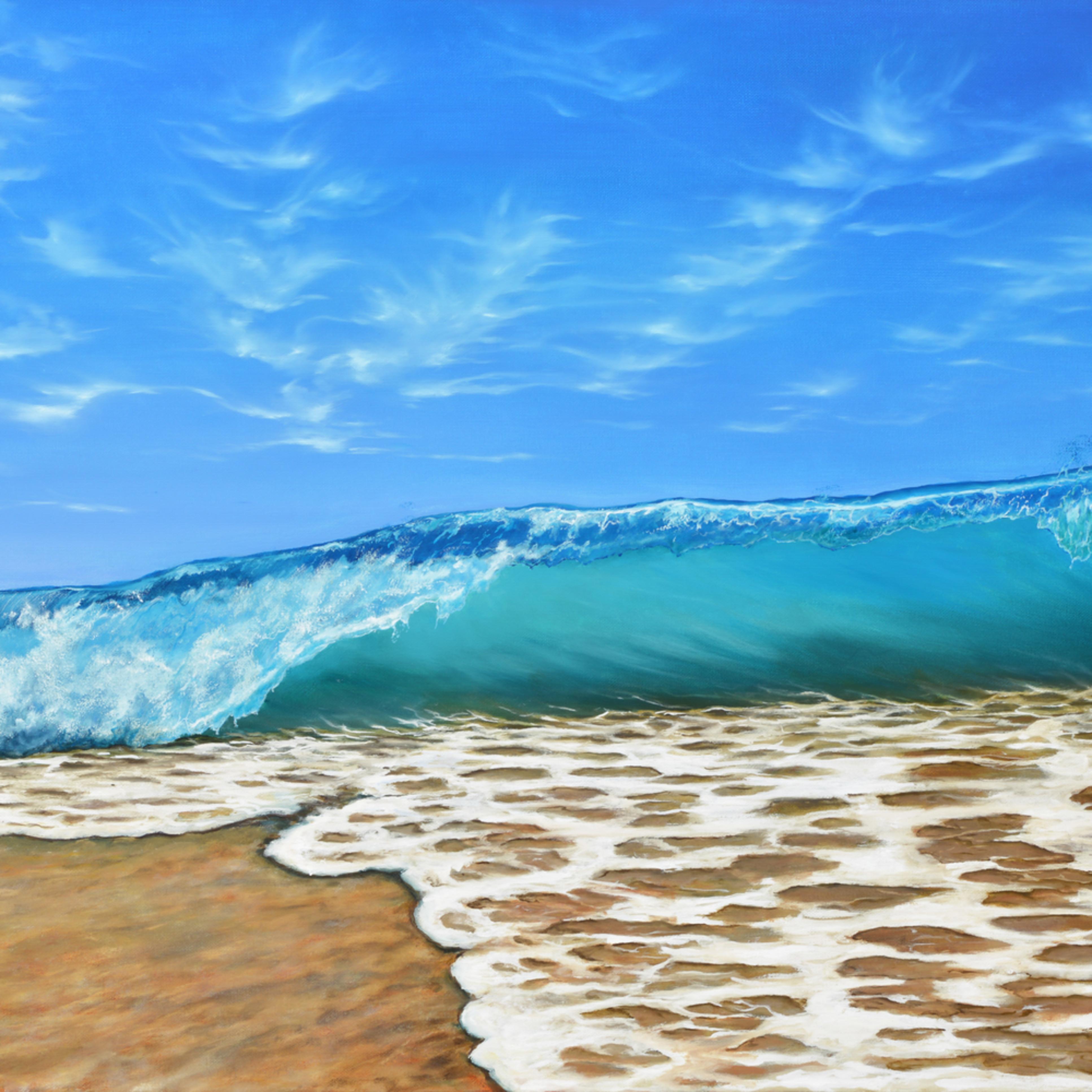 05  beach walk oil on canvas by monica marquez gatica mmg art studio ag08wy