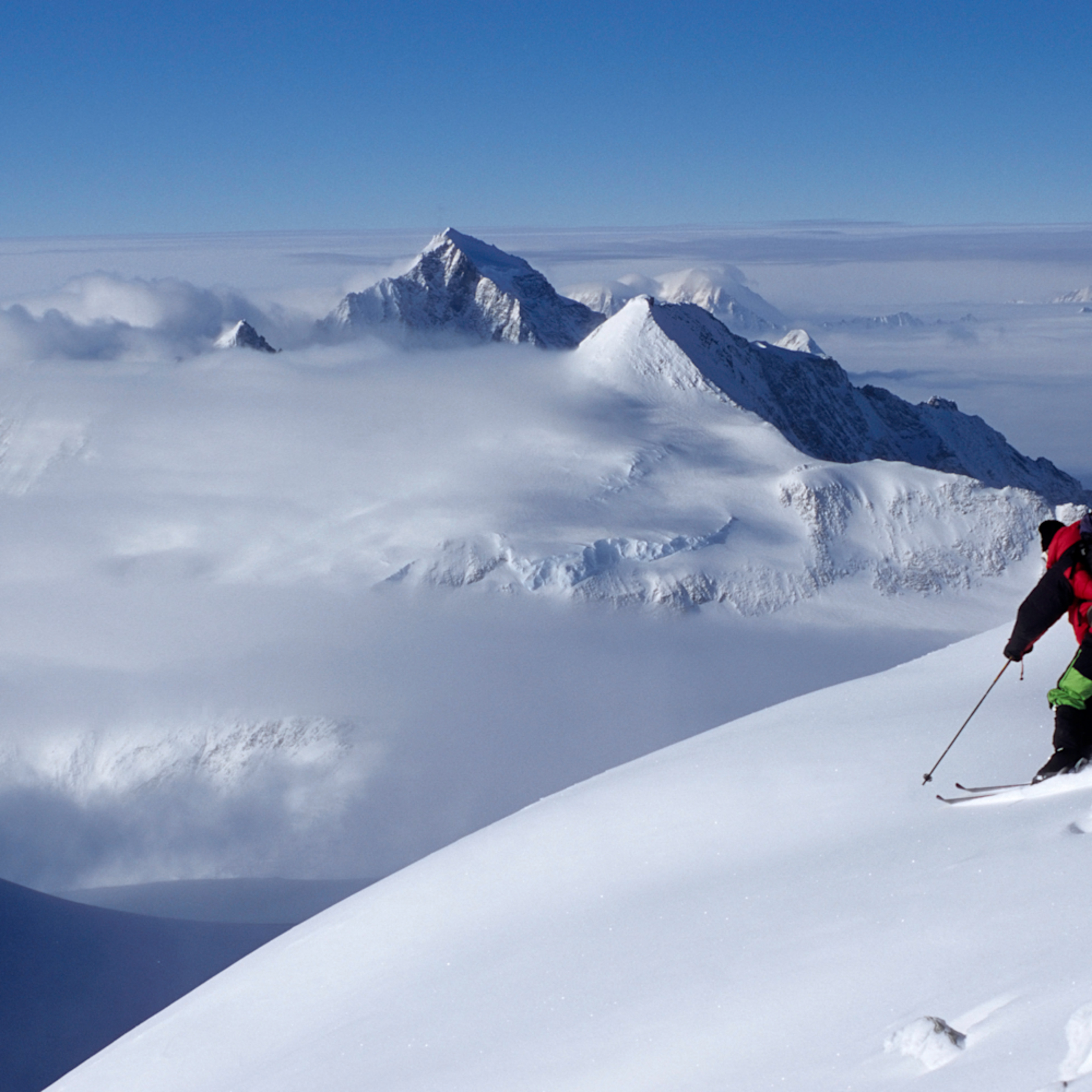 Vinson summit antarctica doug coombs yrghek
