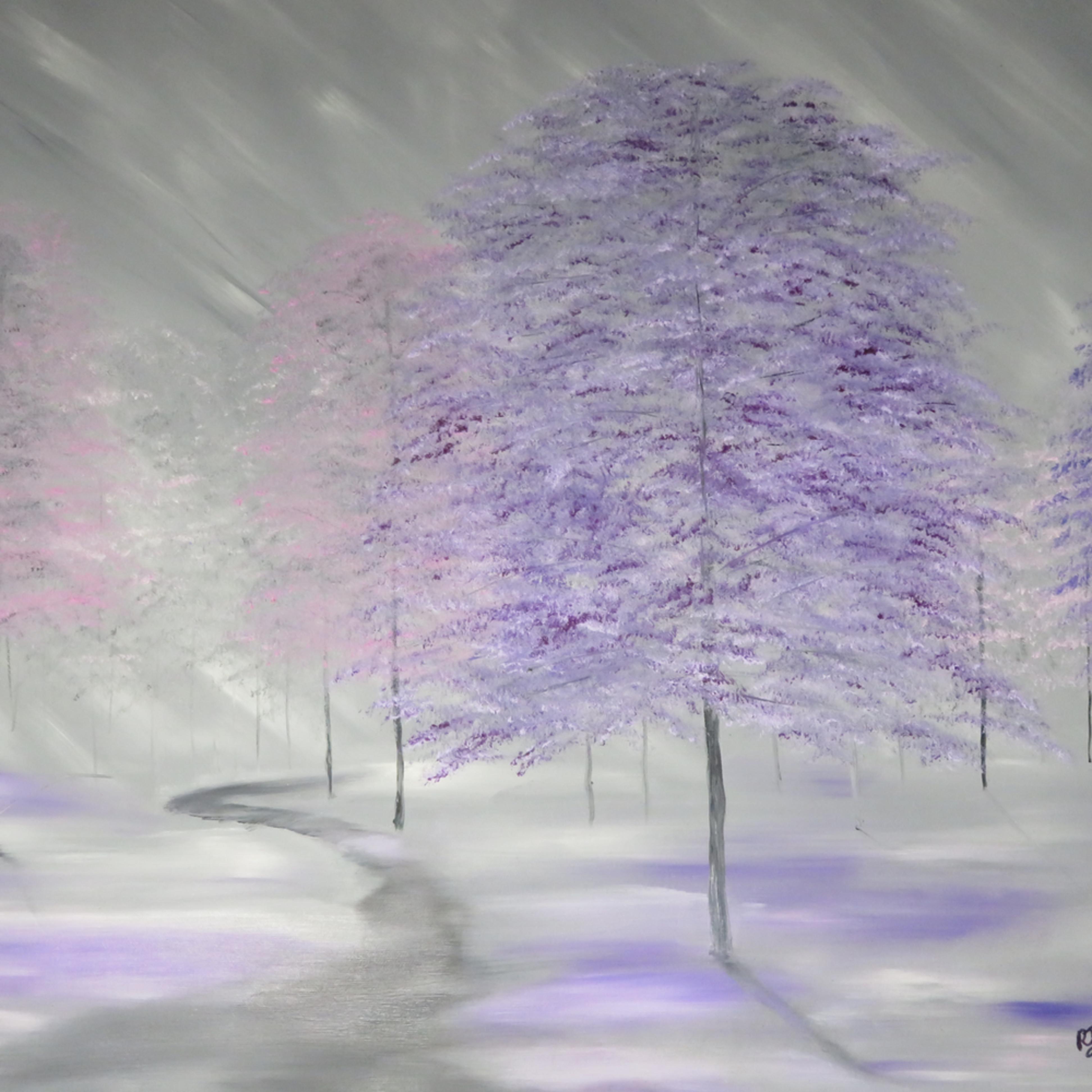 Mystical lavender nzdexg