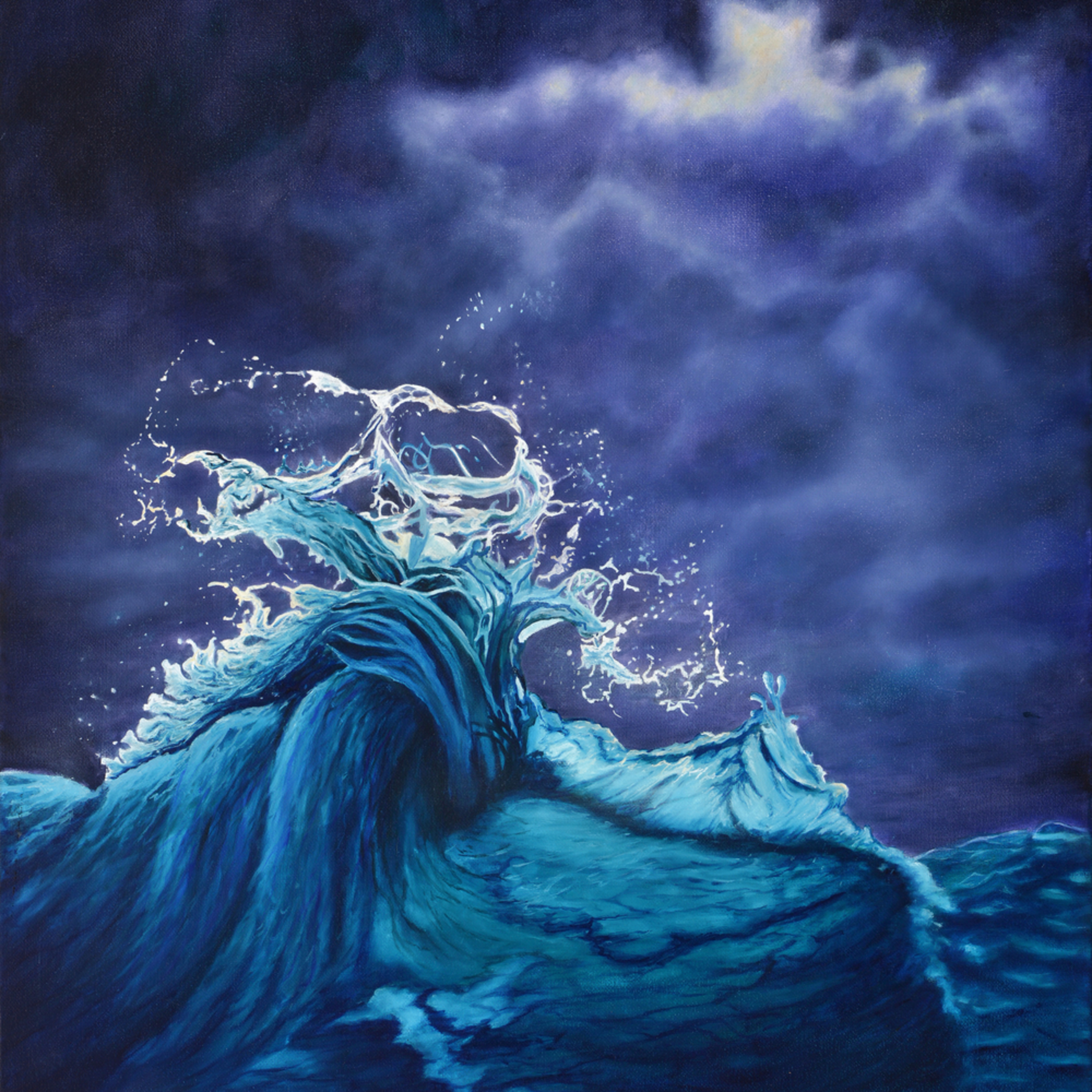 08  ocean wave oil on canvas by monica marquez gatica mmg art studio yaxdpm