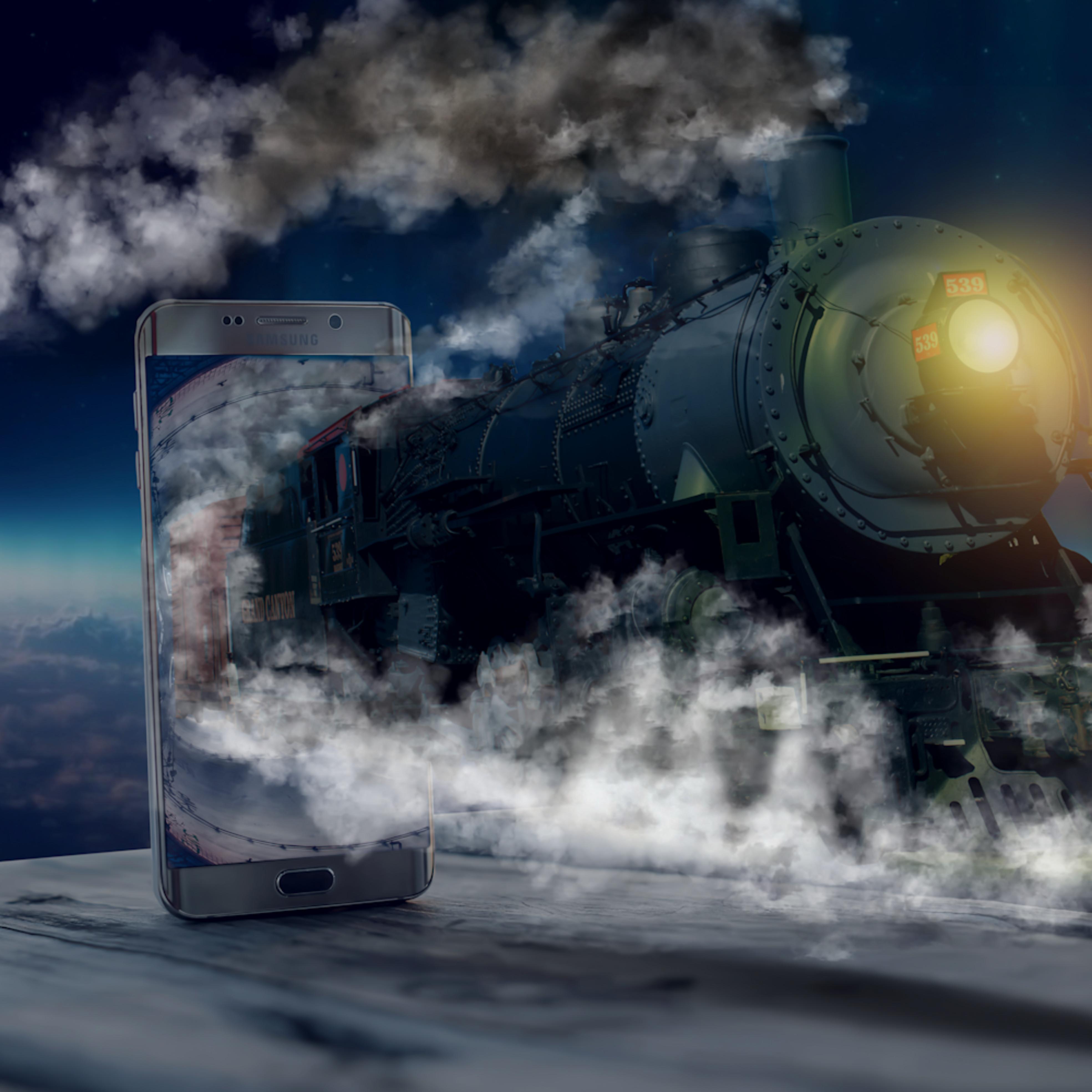 Space train lqz2i1