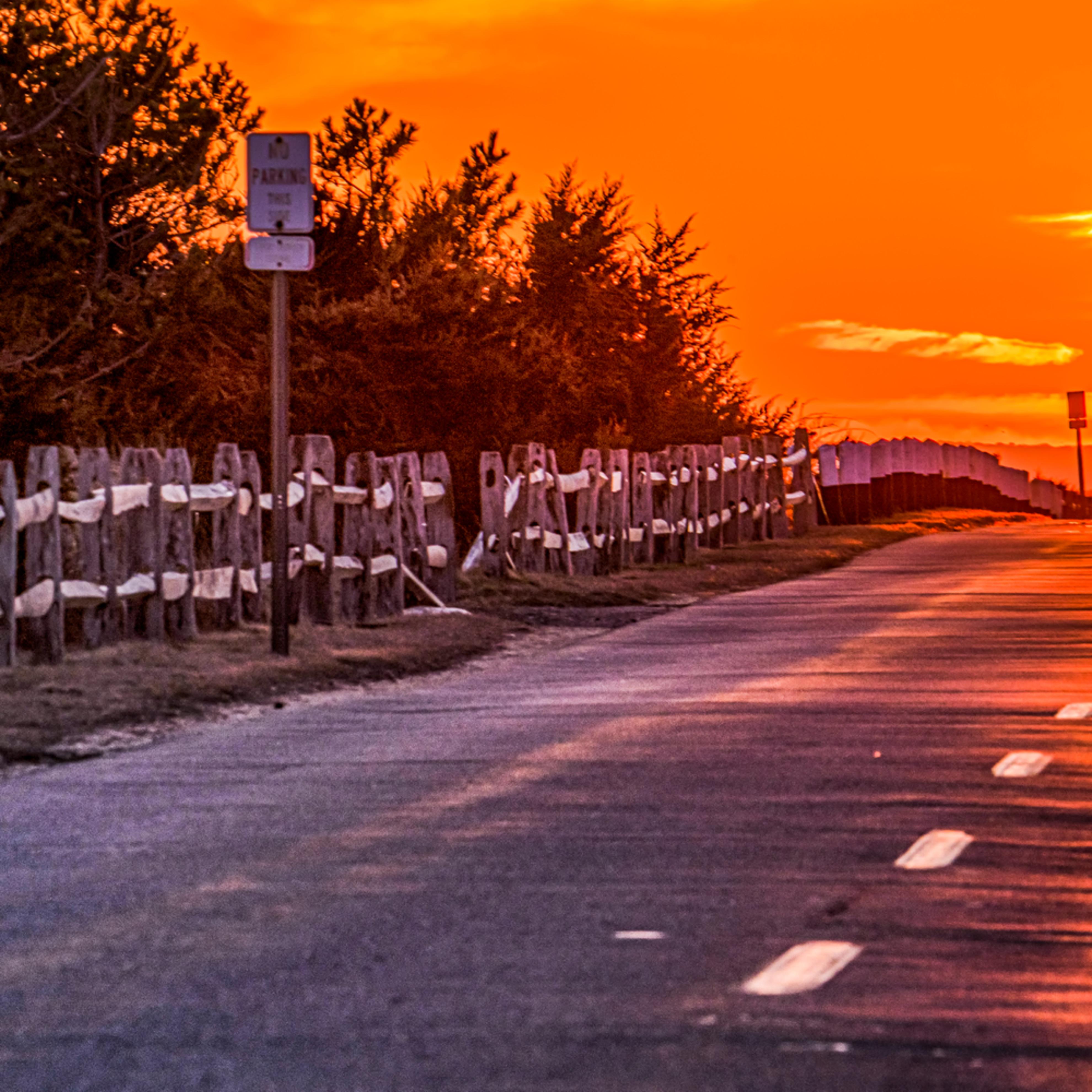 Atlantic ave sunset mpemnb
