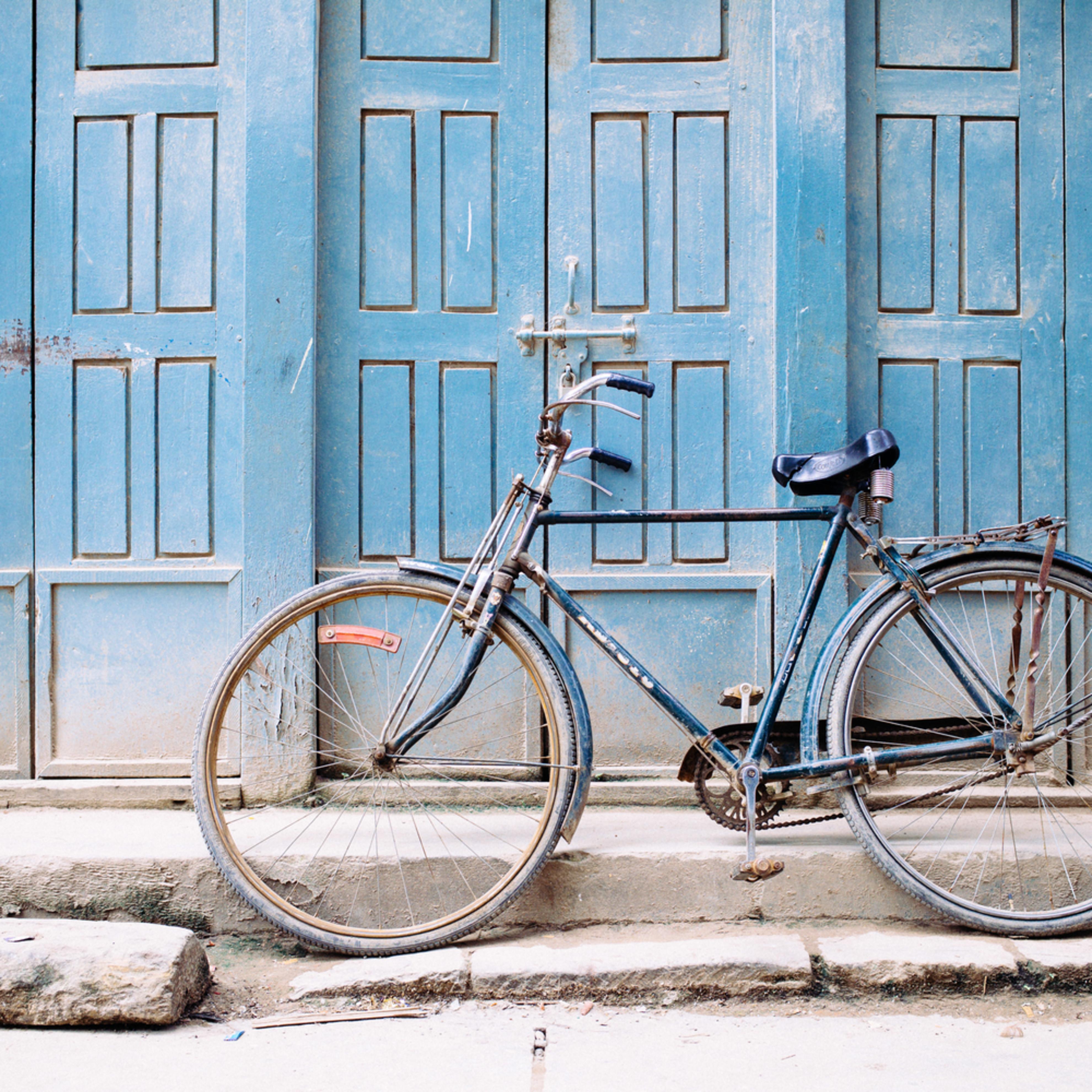 Kathmandu cycle of blue lxtzth
