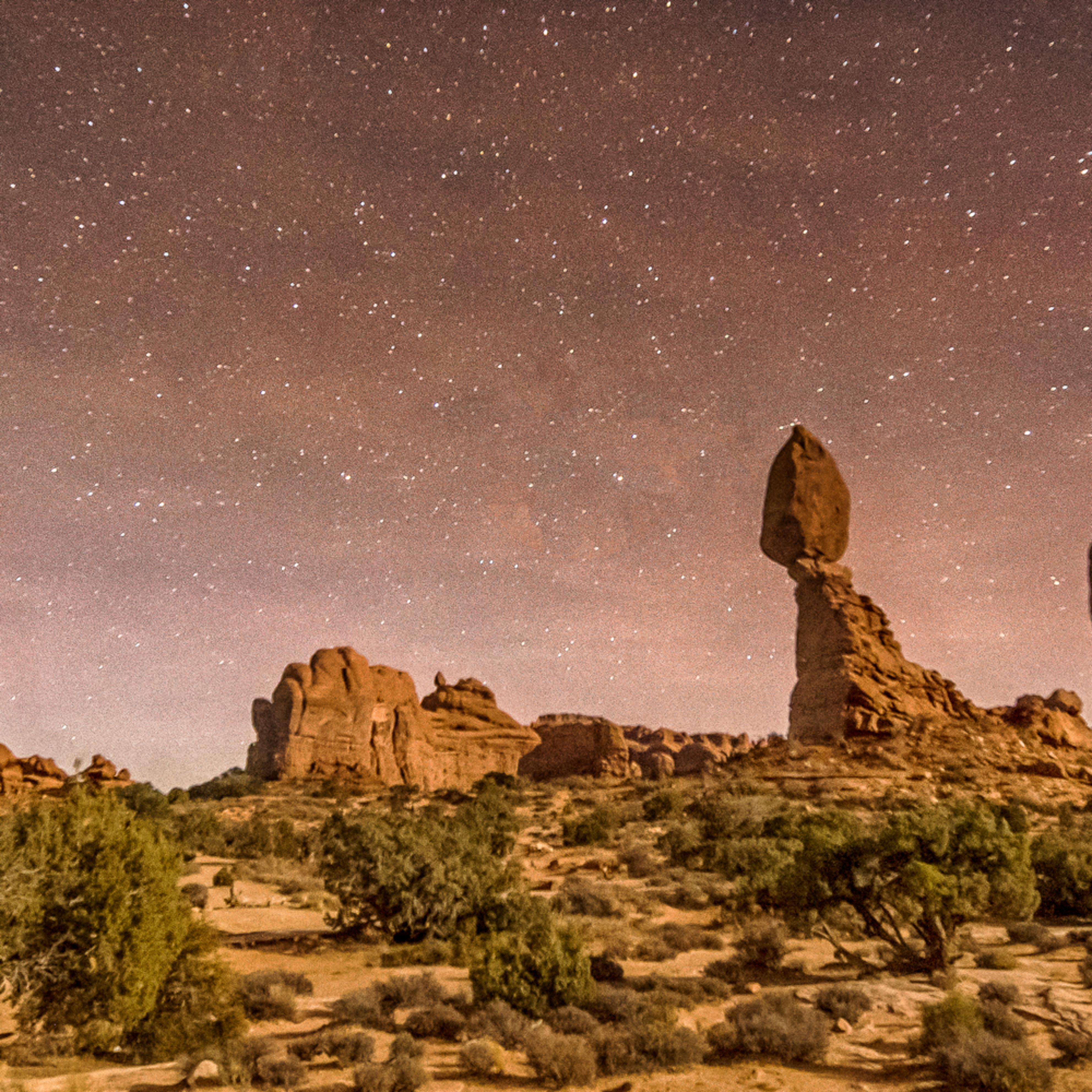 Arches balanced rock stars rb1nmb