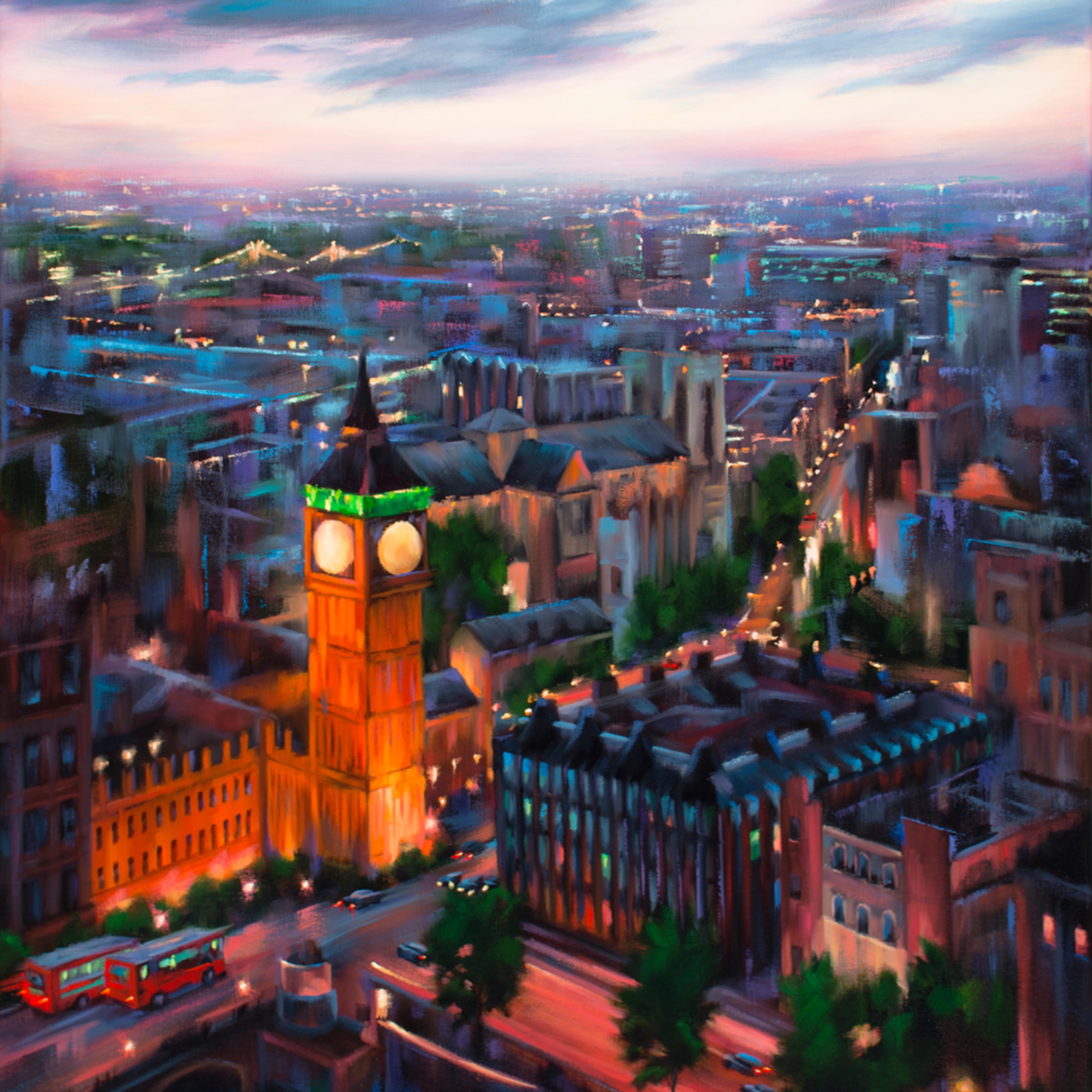 London twilight kl4fgu