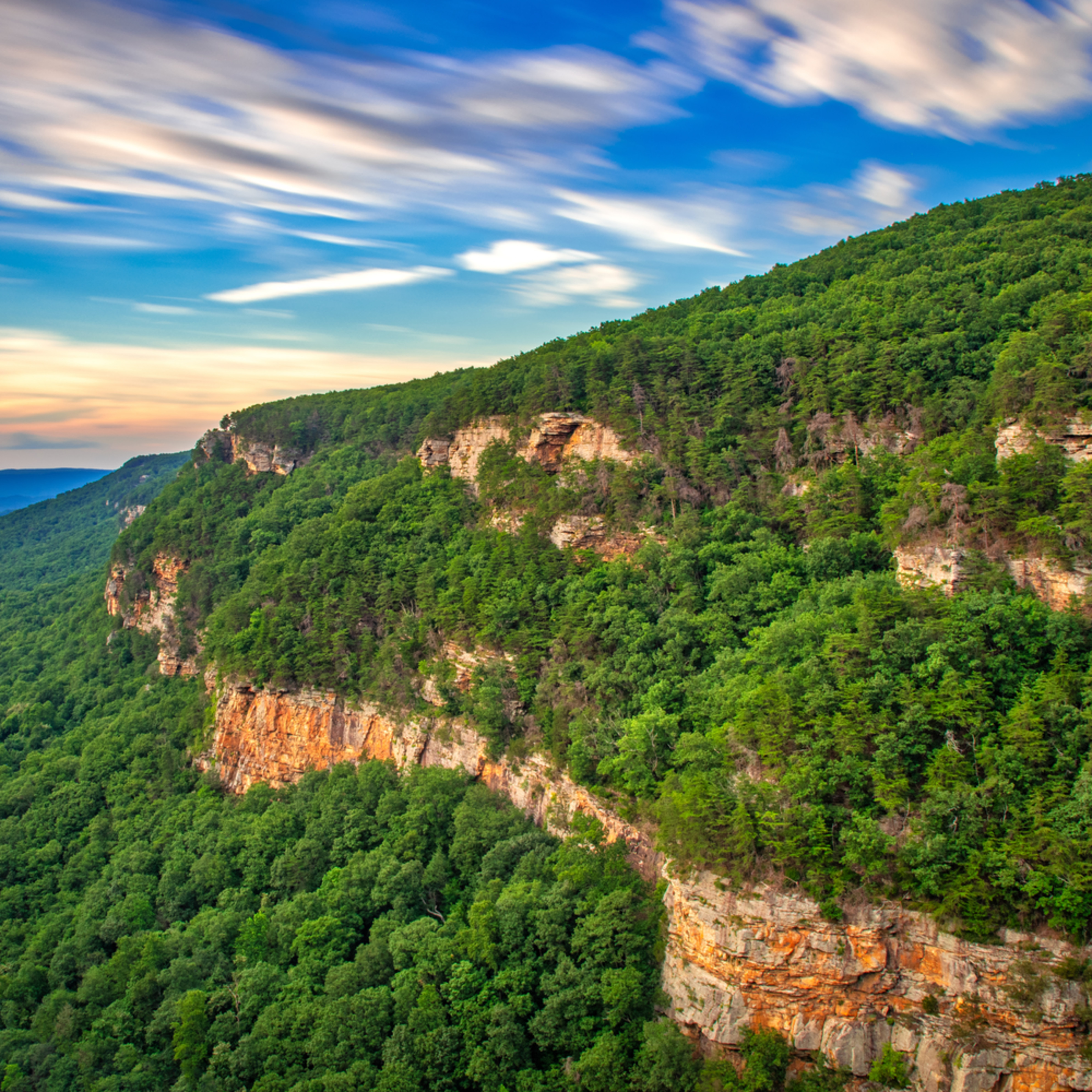 Andy crawford photography sand mountain sunset cloudland canyon aulf5e
