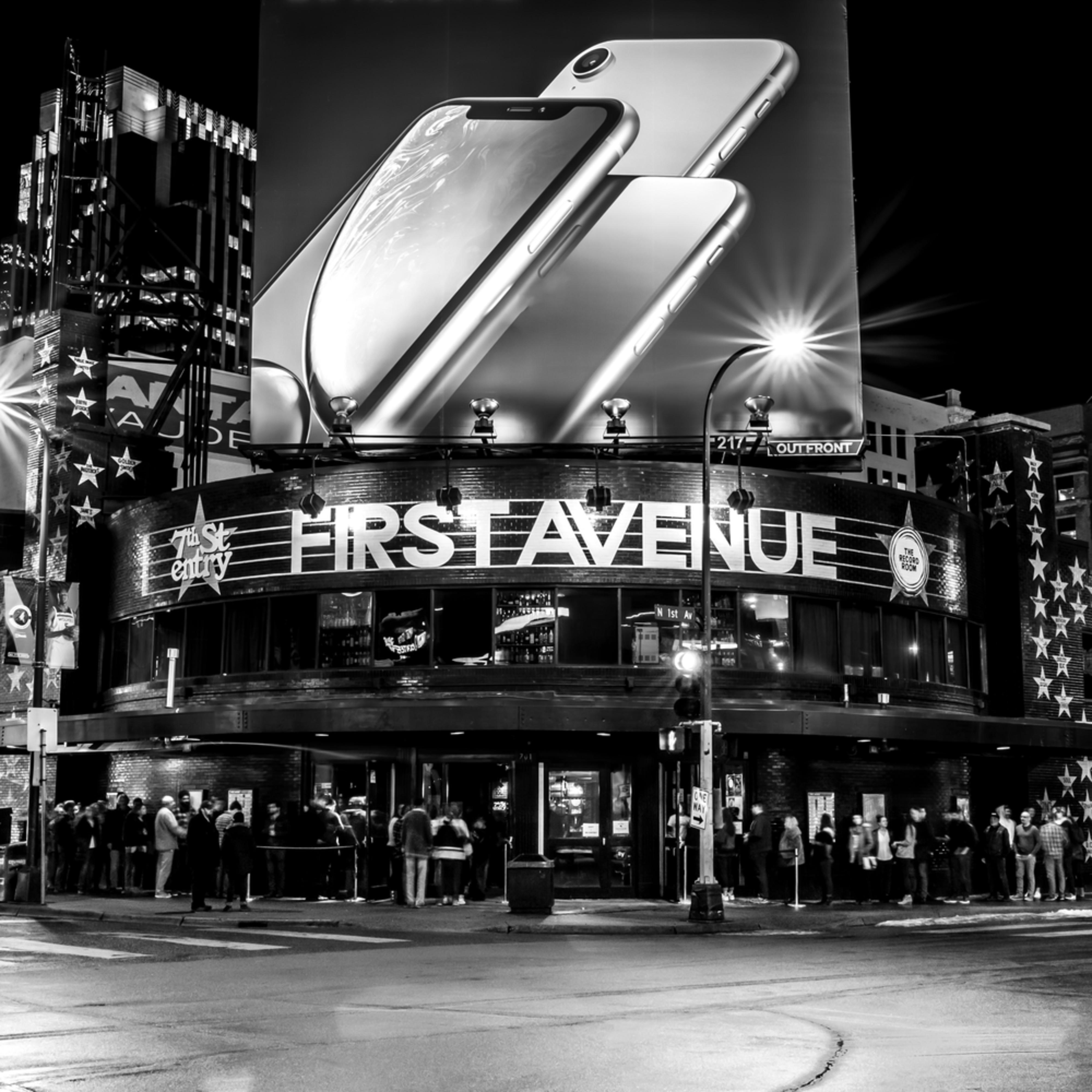 First avenue 4 pobdza