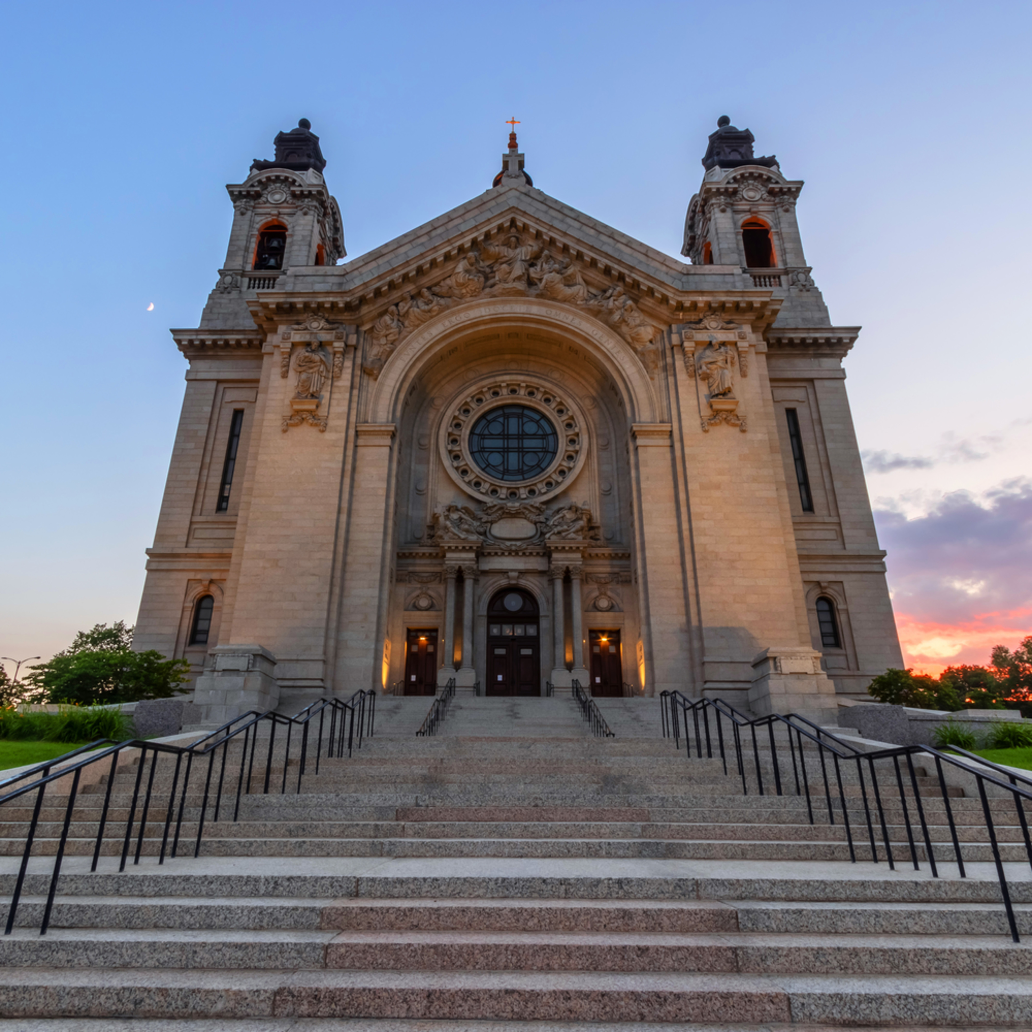 Heavenly cathedral of saint paul eg1gym
