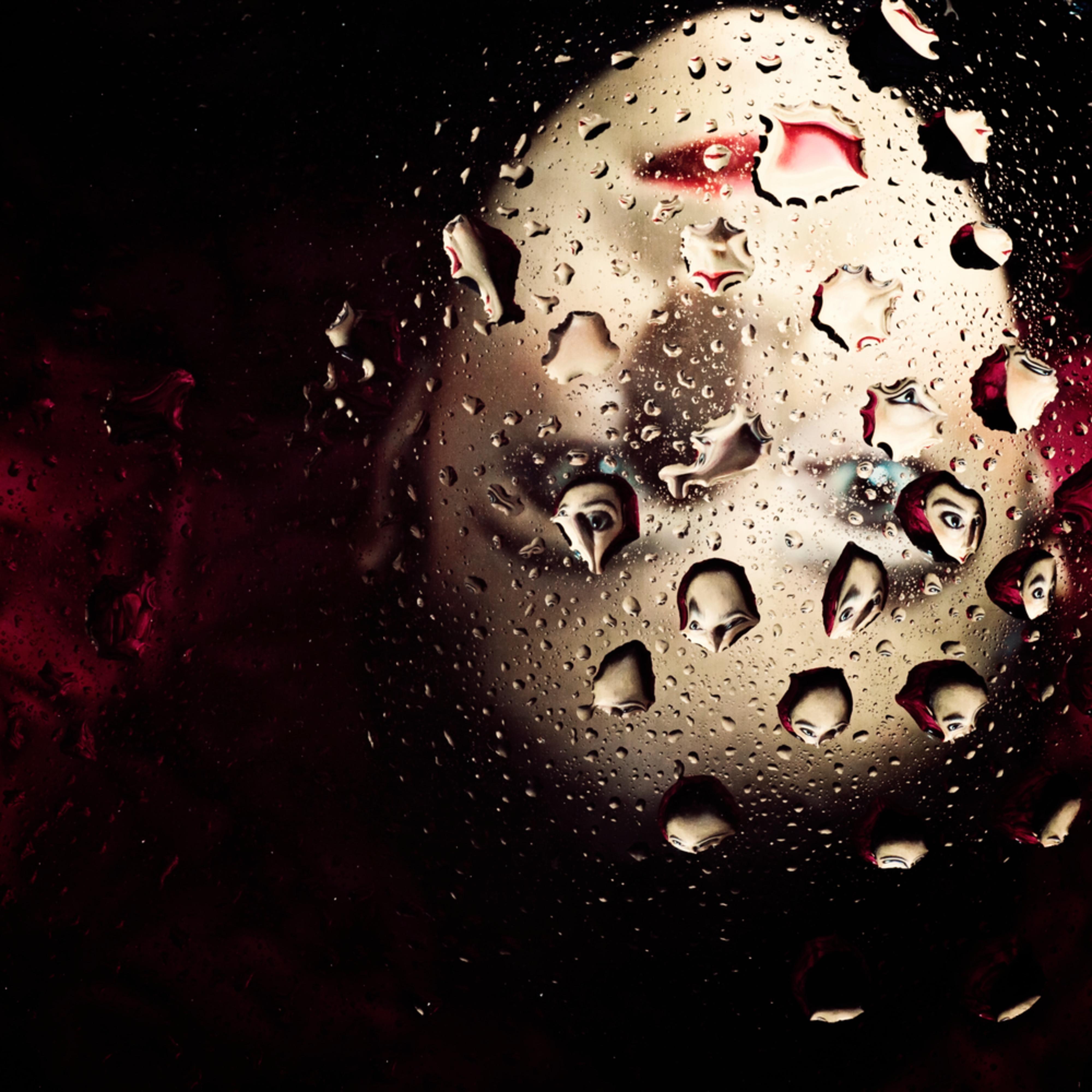 Masquerade abstract portrait photography fine art print silvia nikolov likuqw