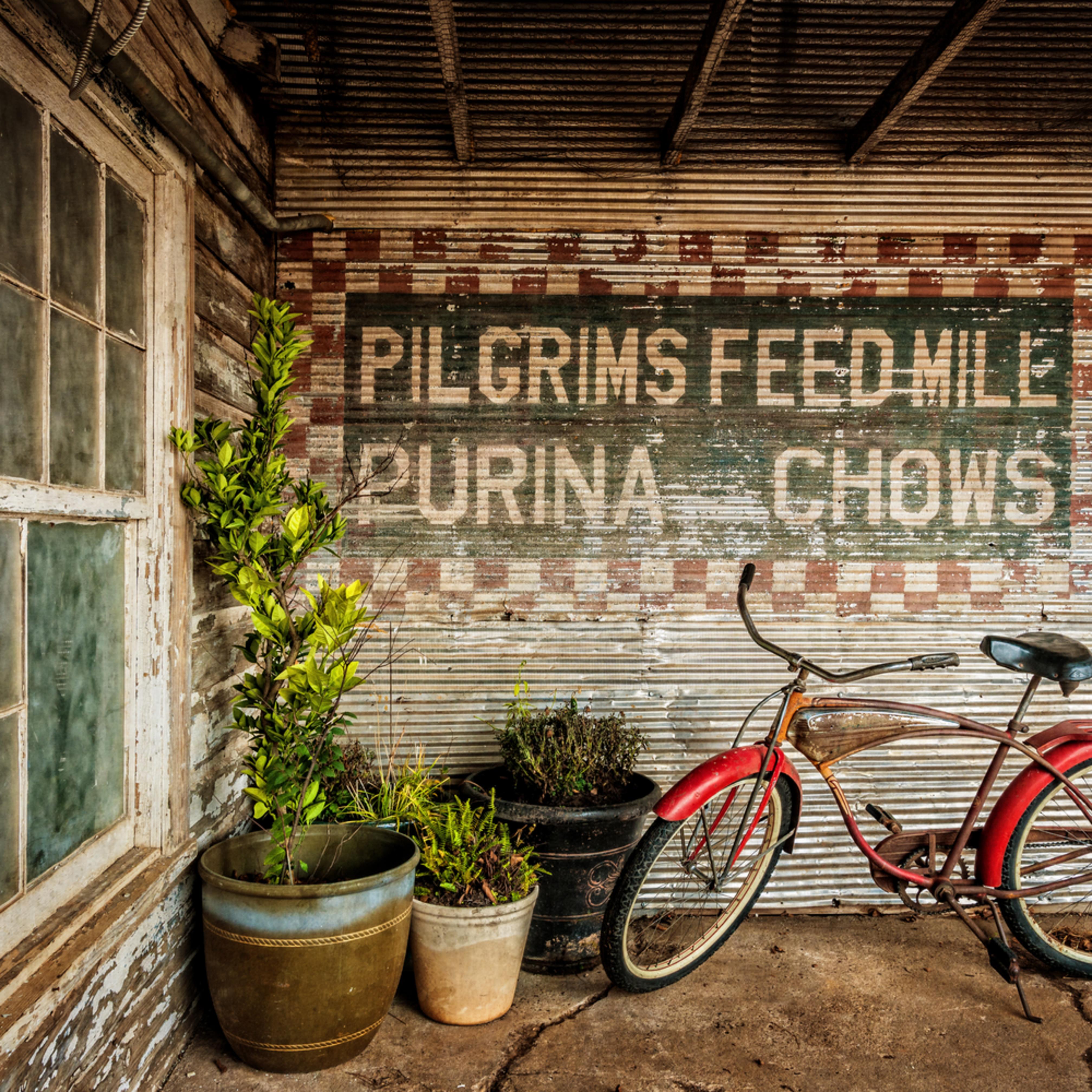 Pilgrims feed mill ahscga