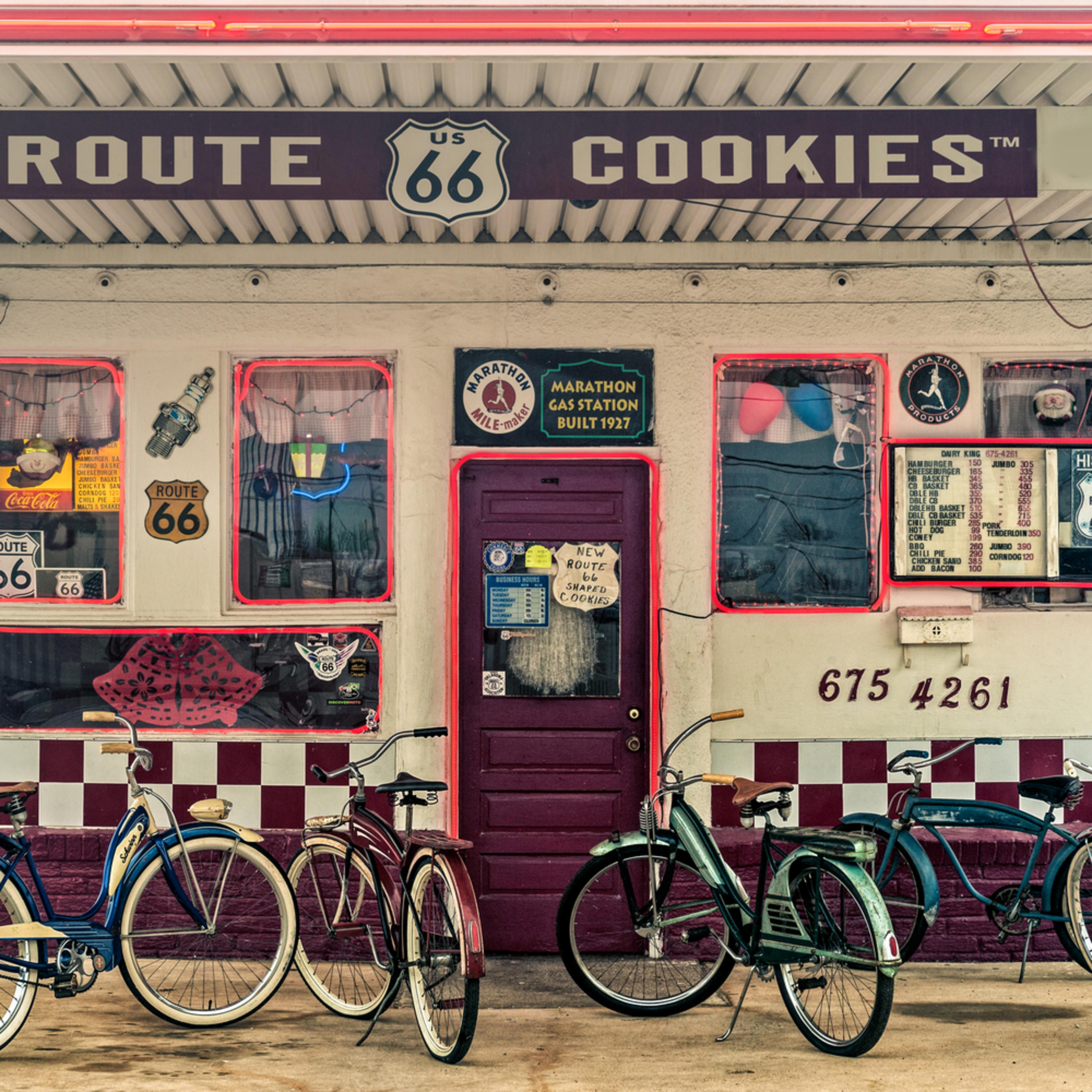 Route 66 cookies qu4pha