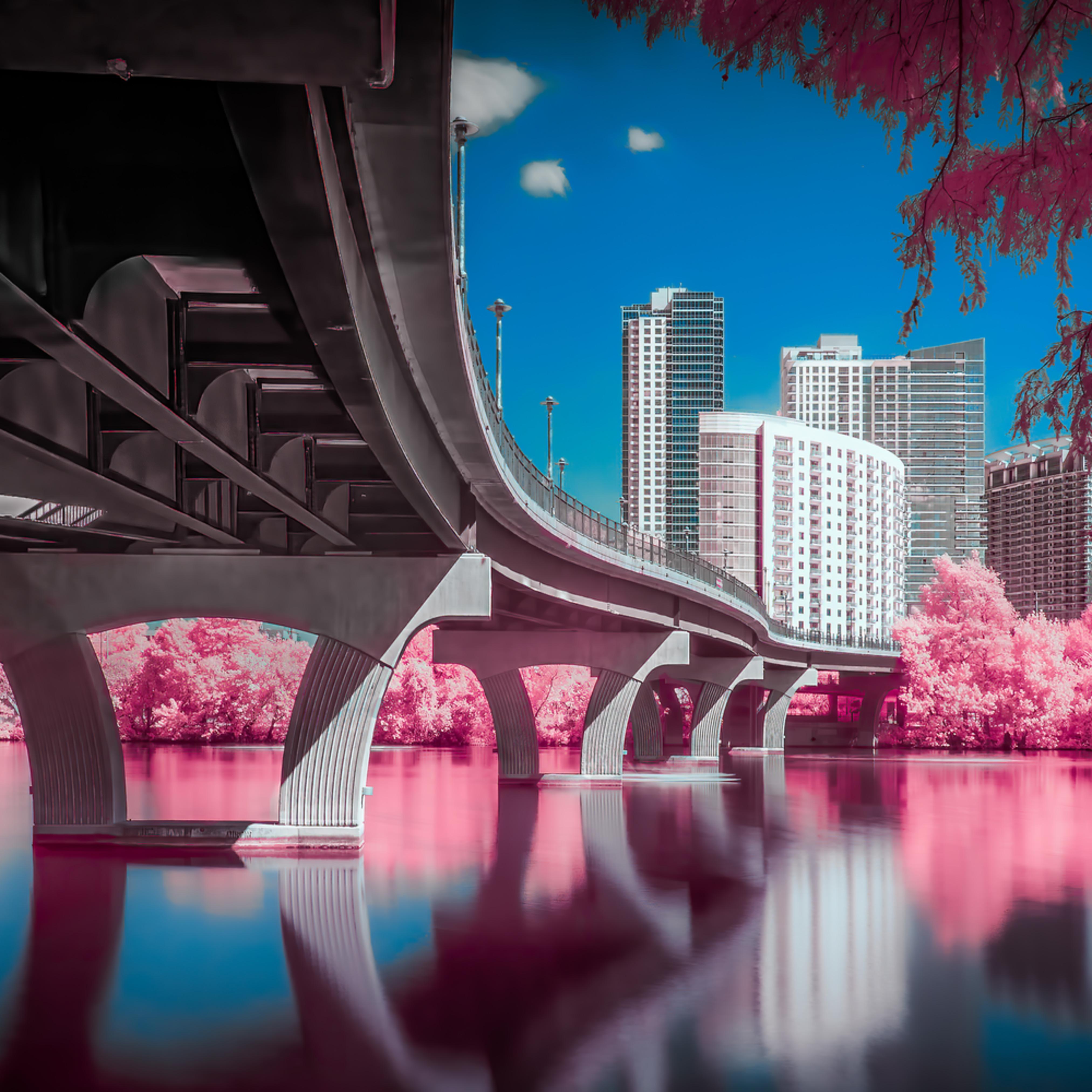 Crossing the river of dreams upsized zny26z