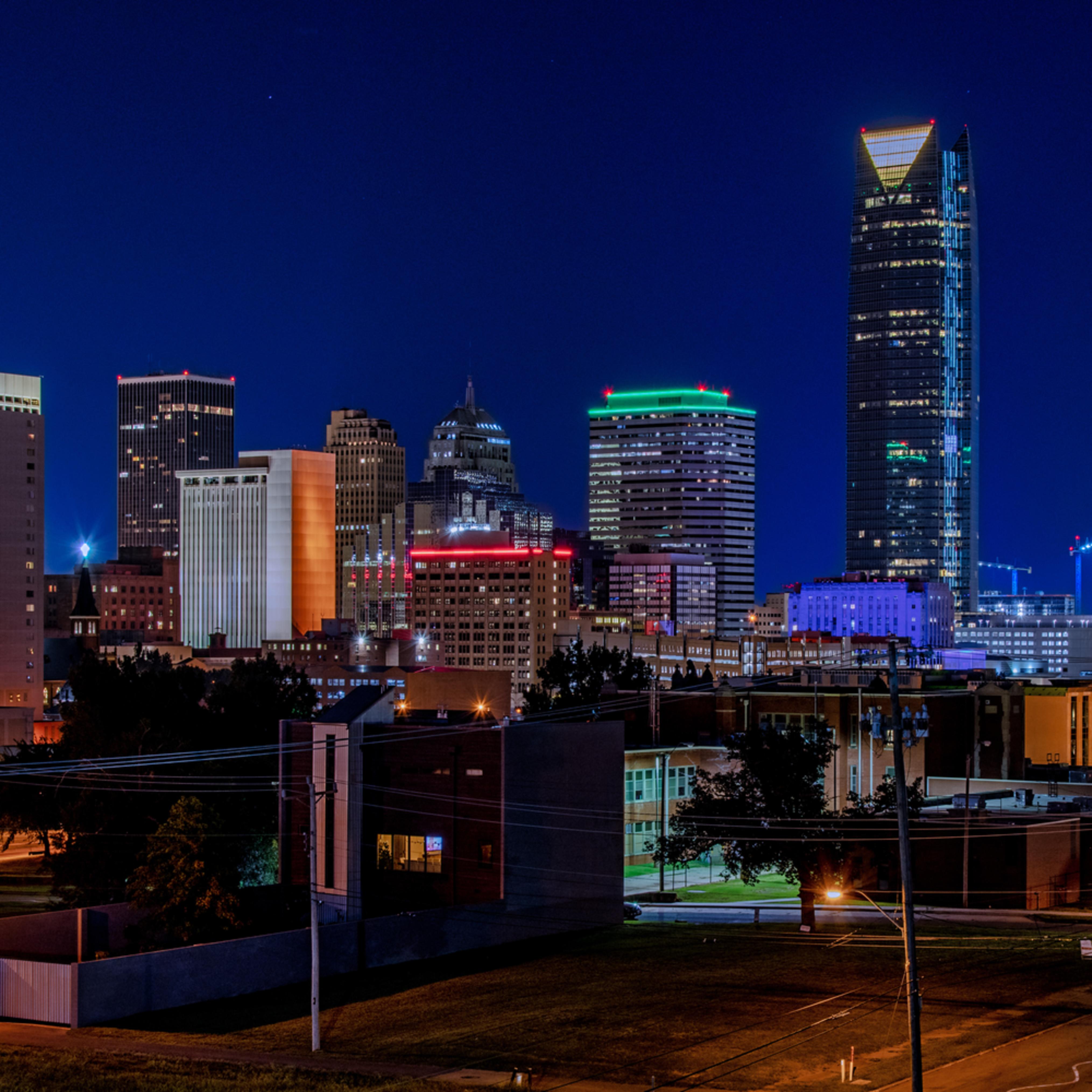 Andy crawford photography oklahoma city skyline dvxhdw