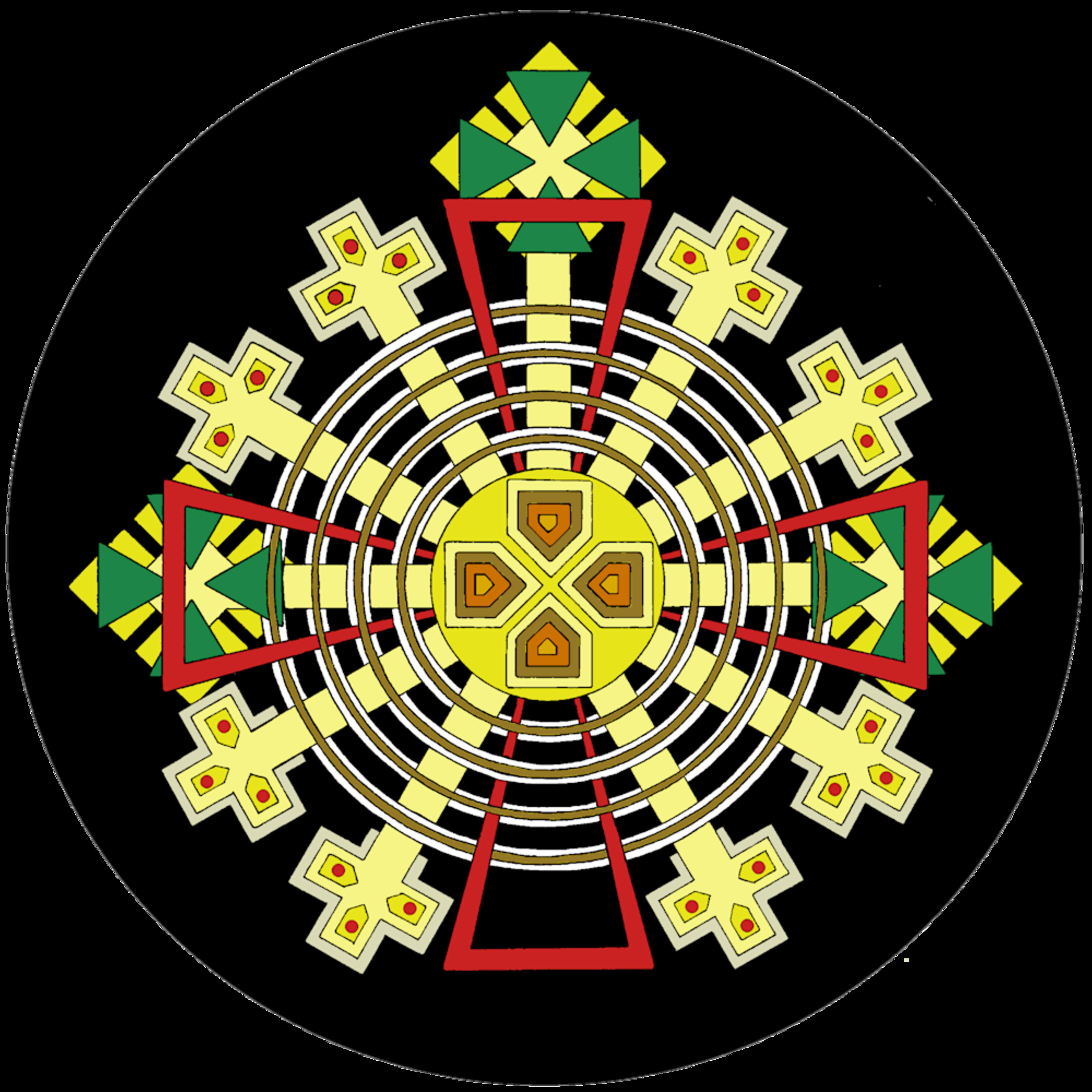 True cross w circle g5bzxf