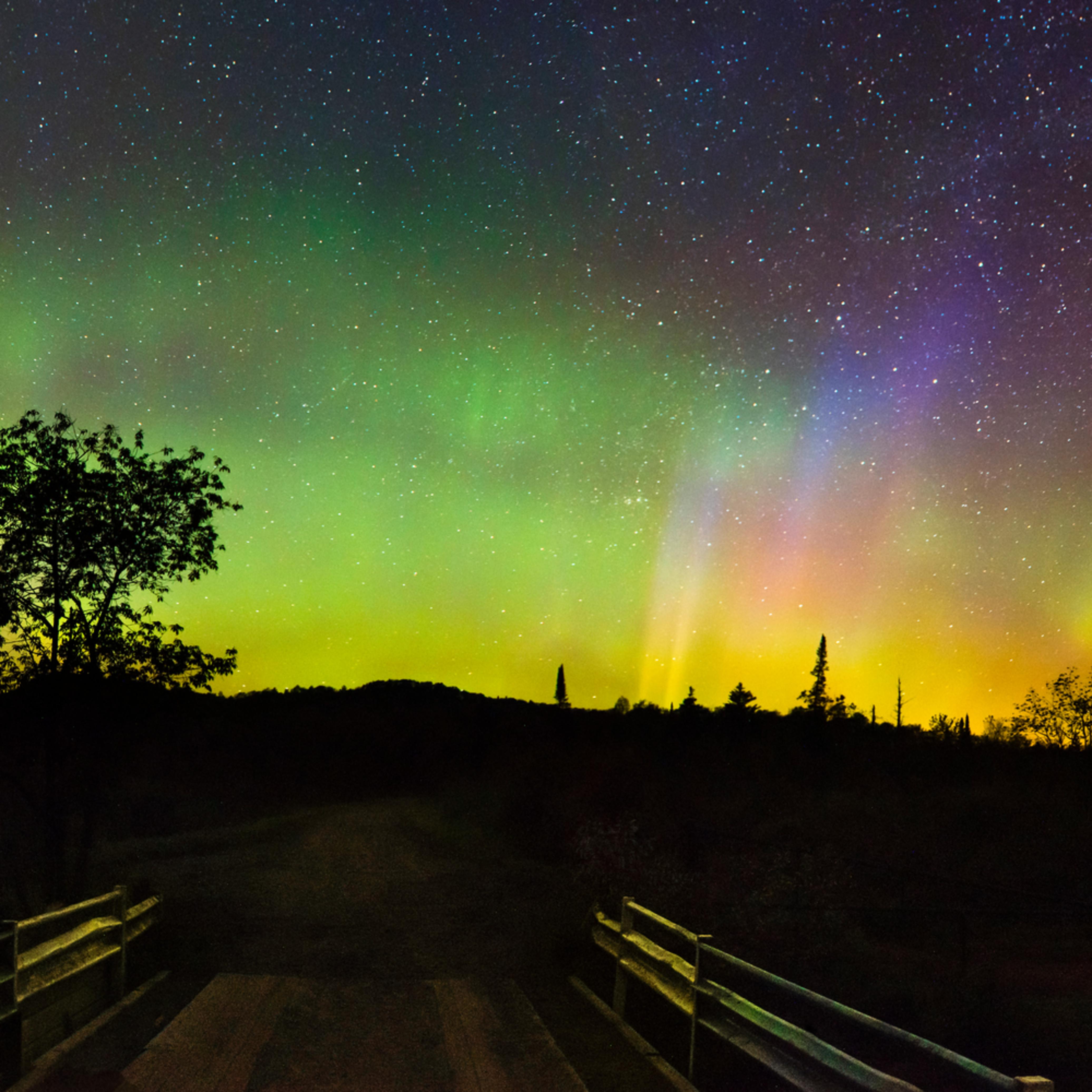 Northern lights north st xxagwq
