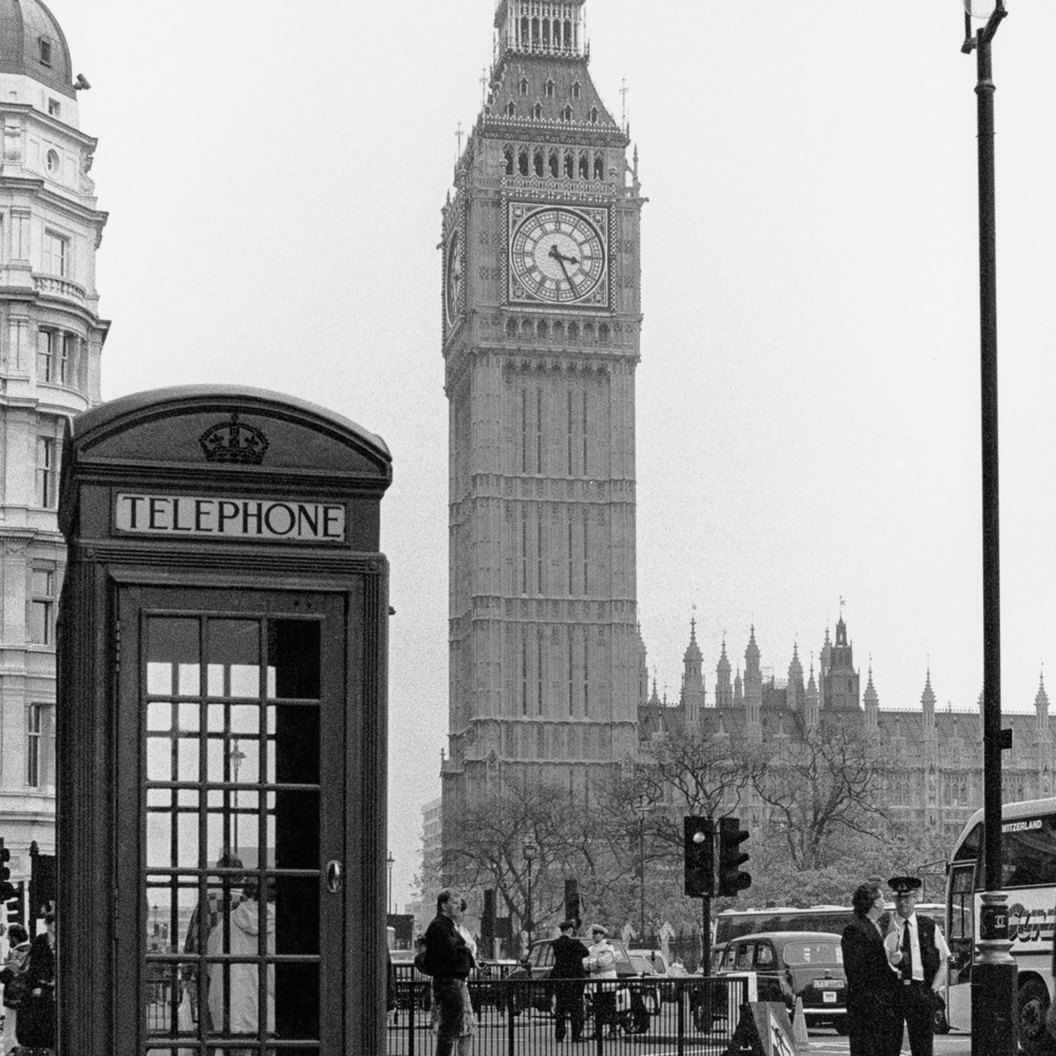 Big ben london ljjd5v