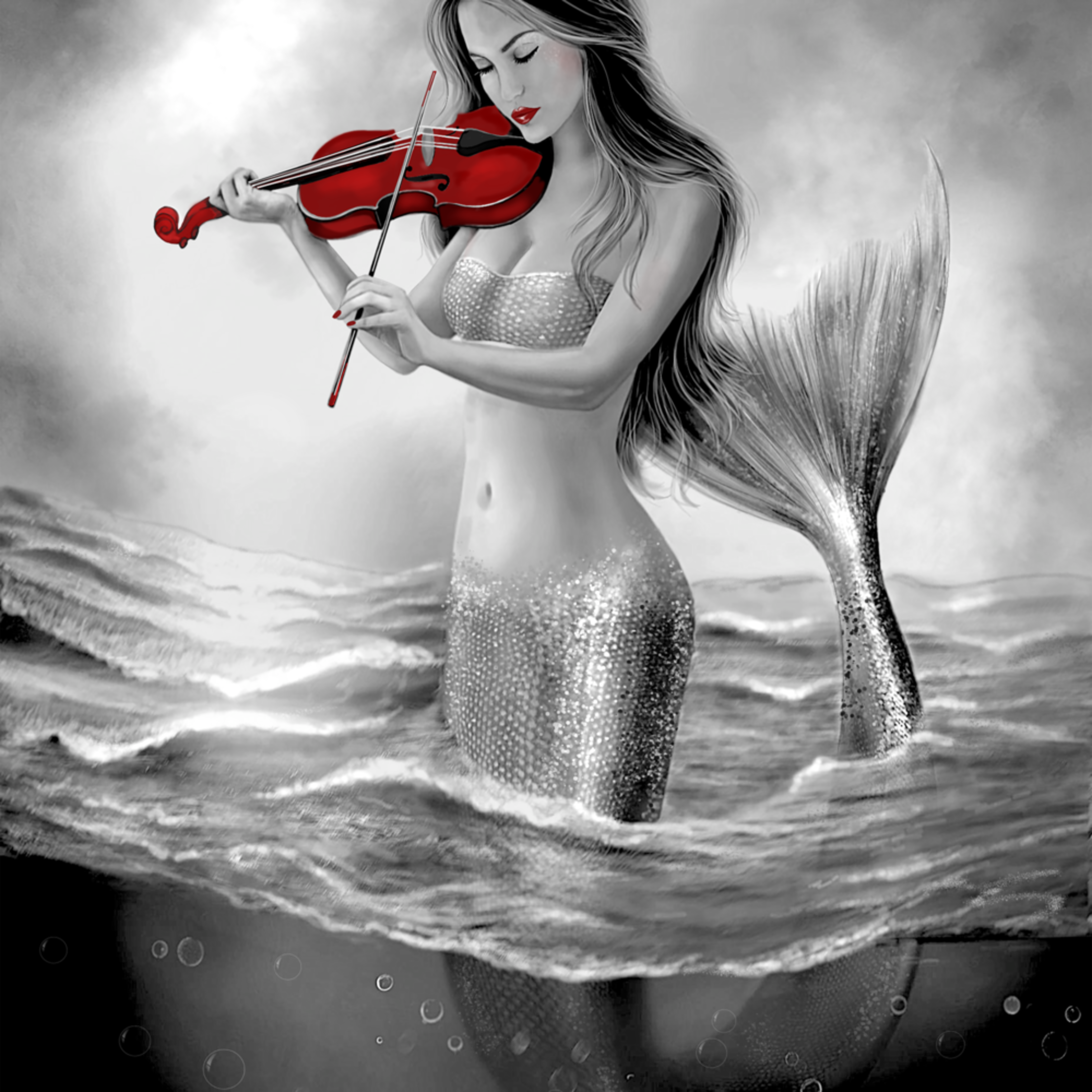 The red violin r7luzl