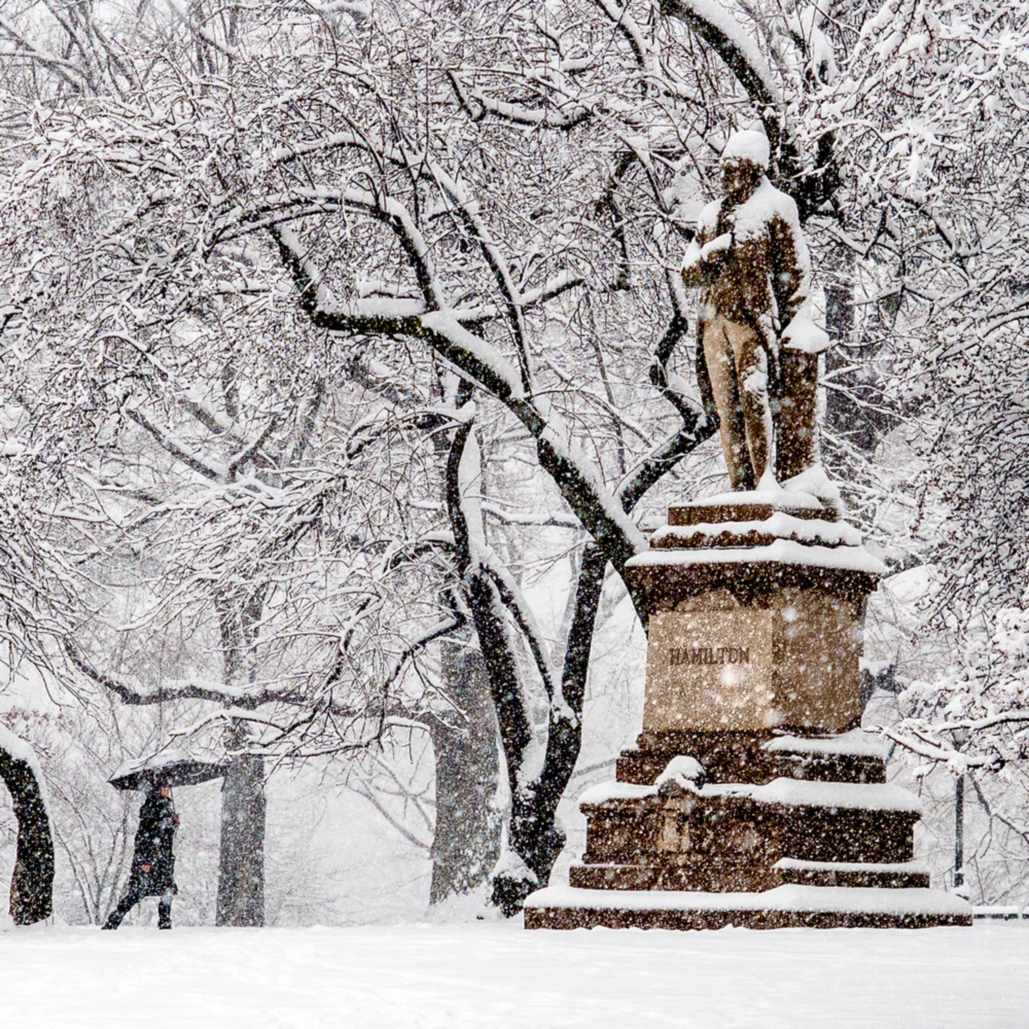 Hamilton in snow  asen0008 fin depxrn