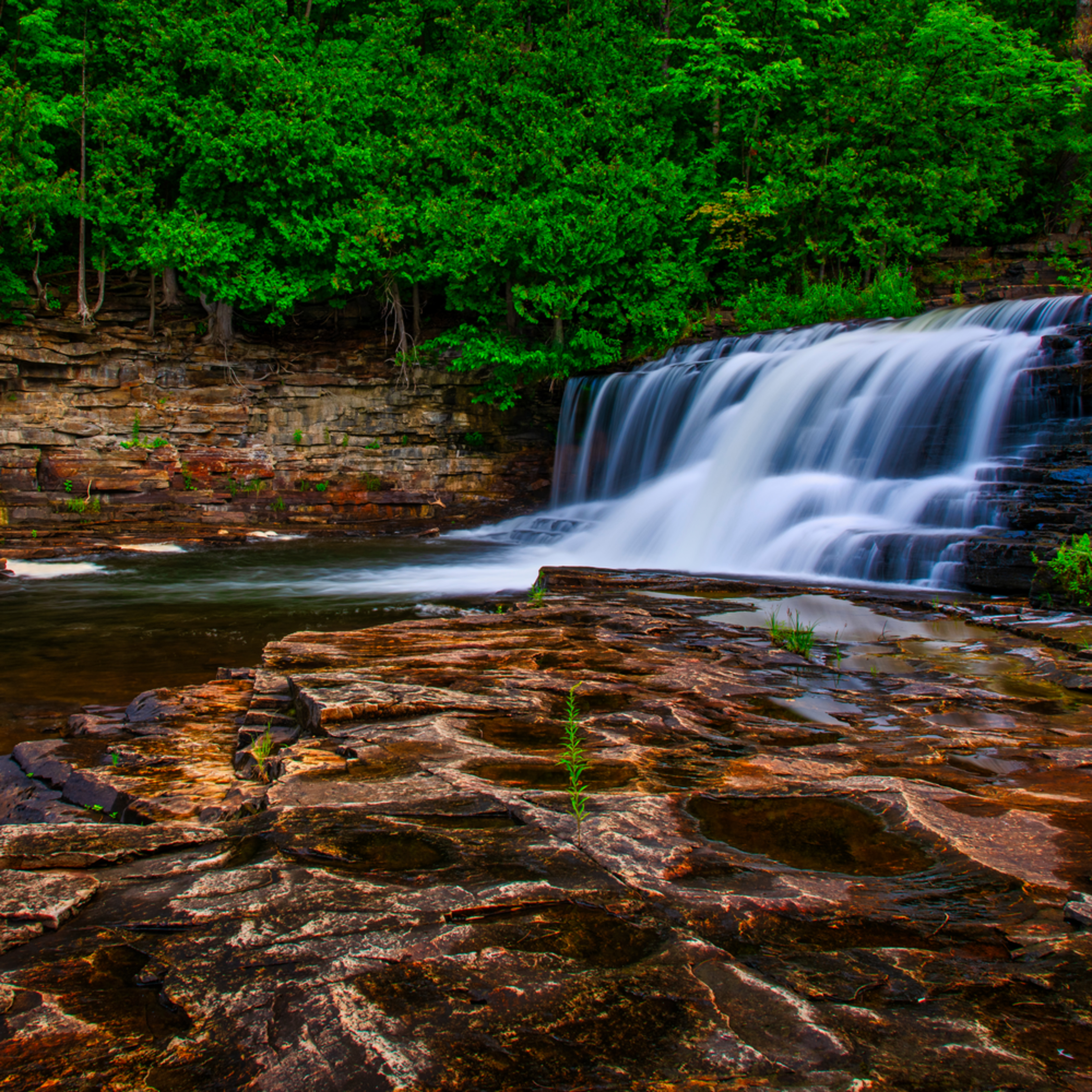 Andy crawford photography below woods falls  acn2xh