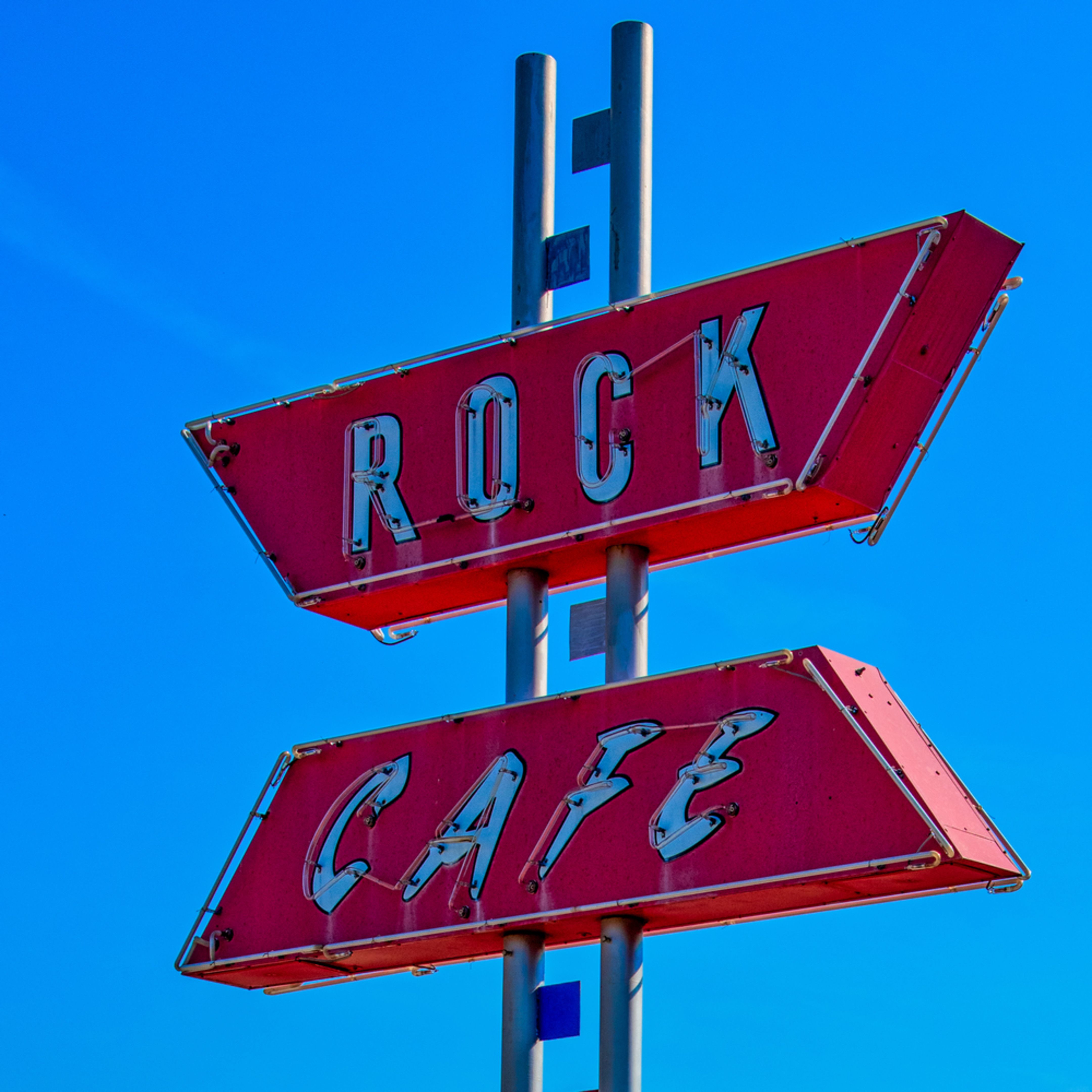 Andy crawford photography route 66 rock cafe sign 1 csml9k
