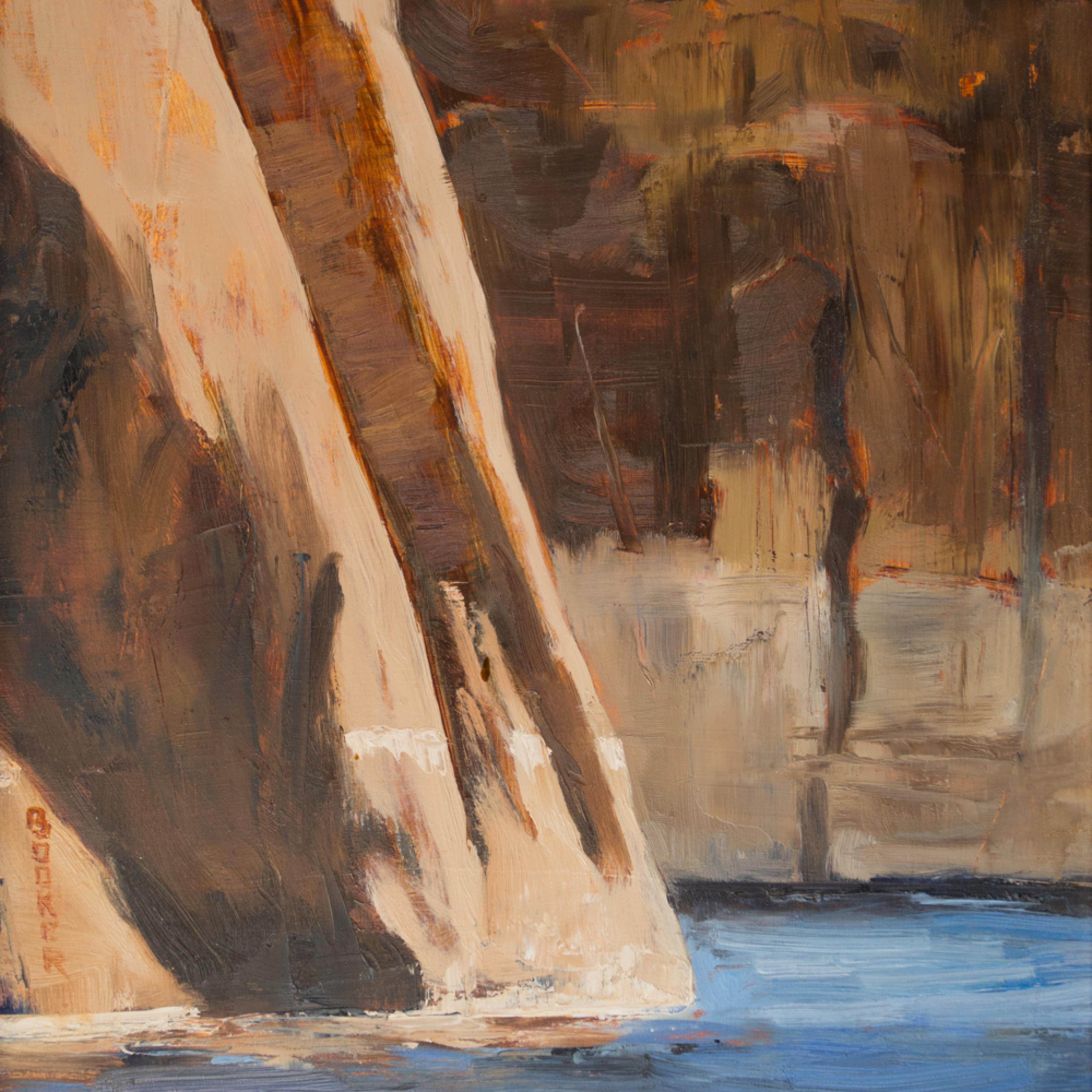 Lake powell canyon walls vdk2ea