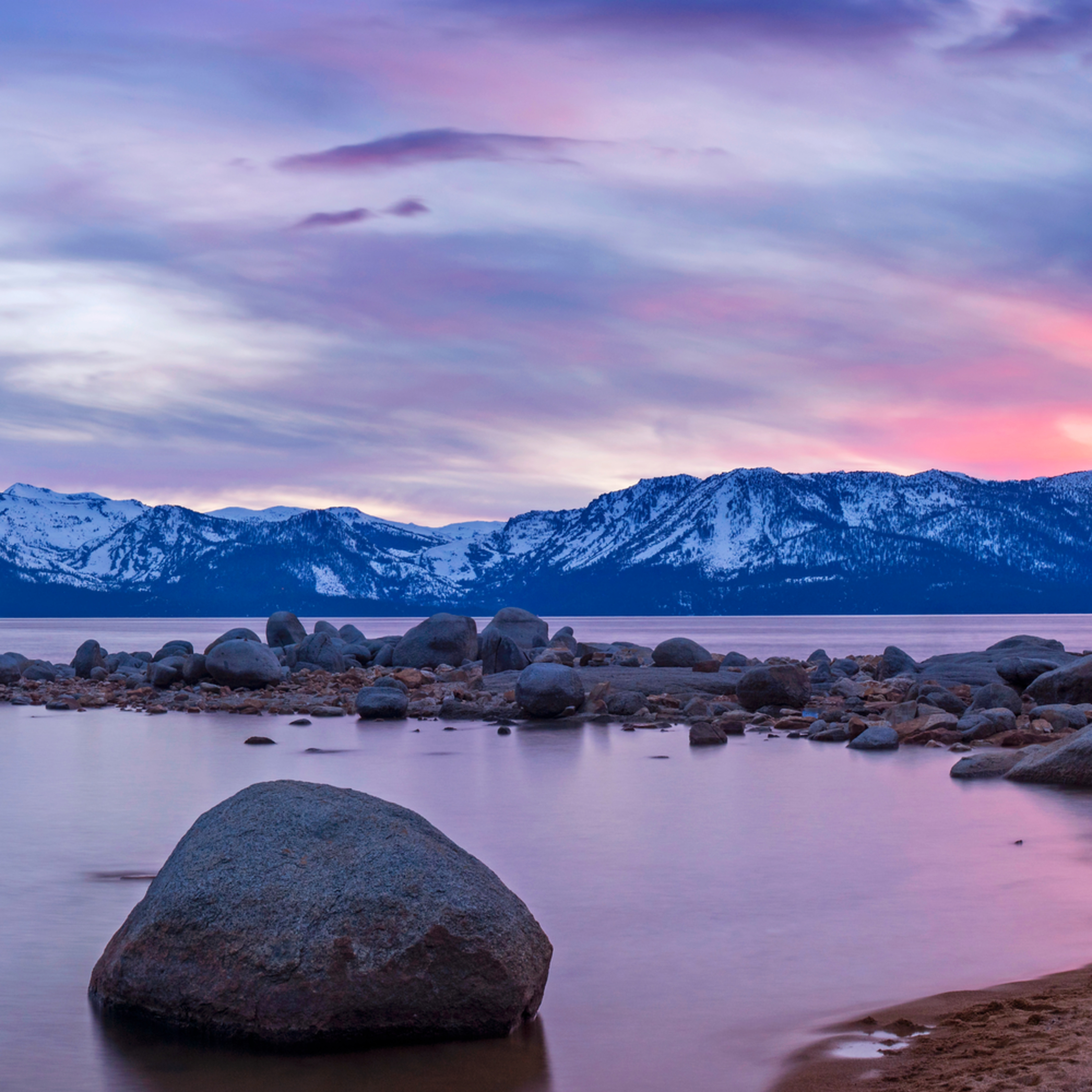 Zephyr cove sunset pano mozynm