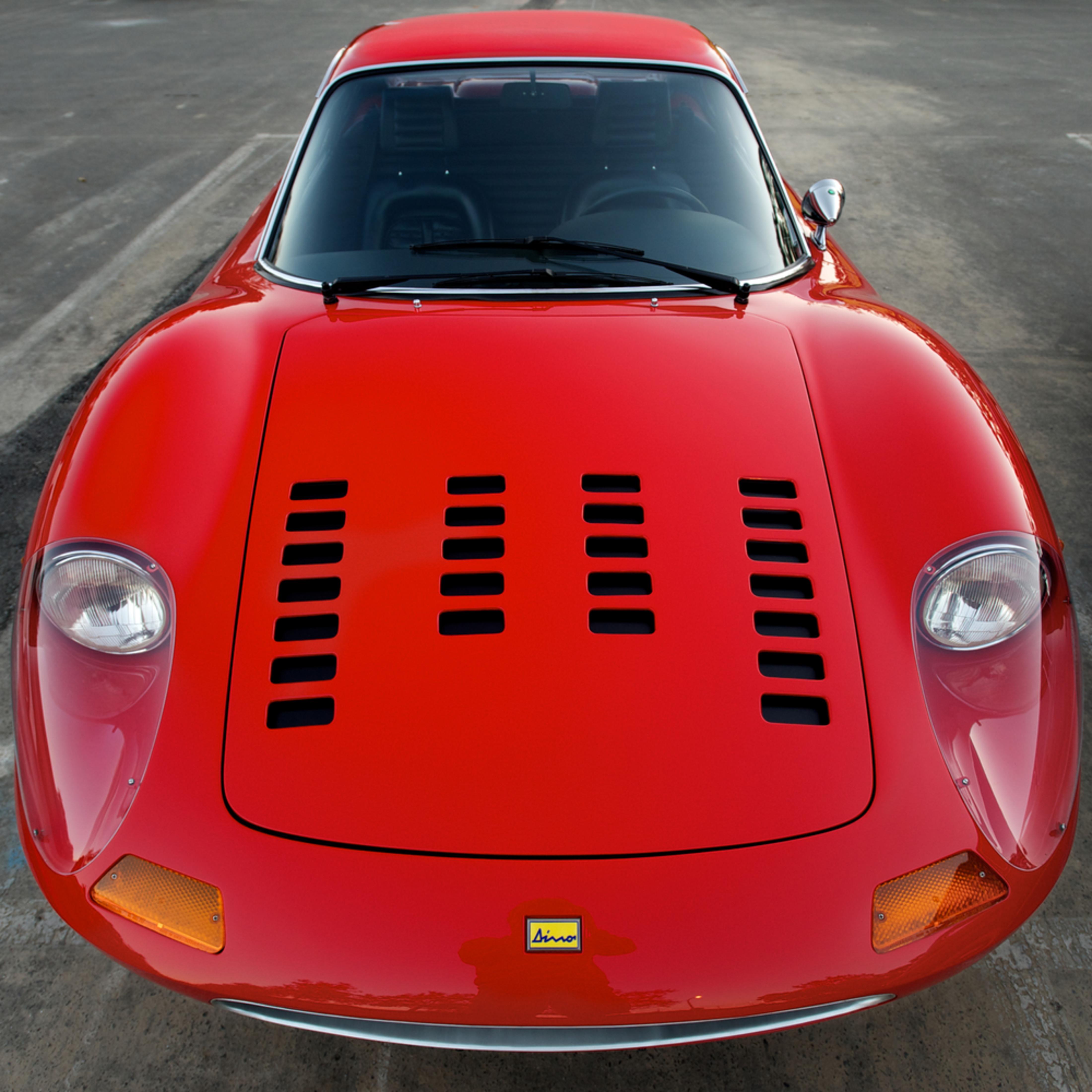 Ferrari dino wide angle ovavws