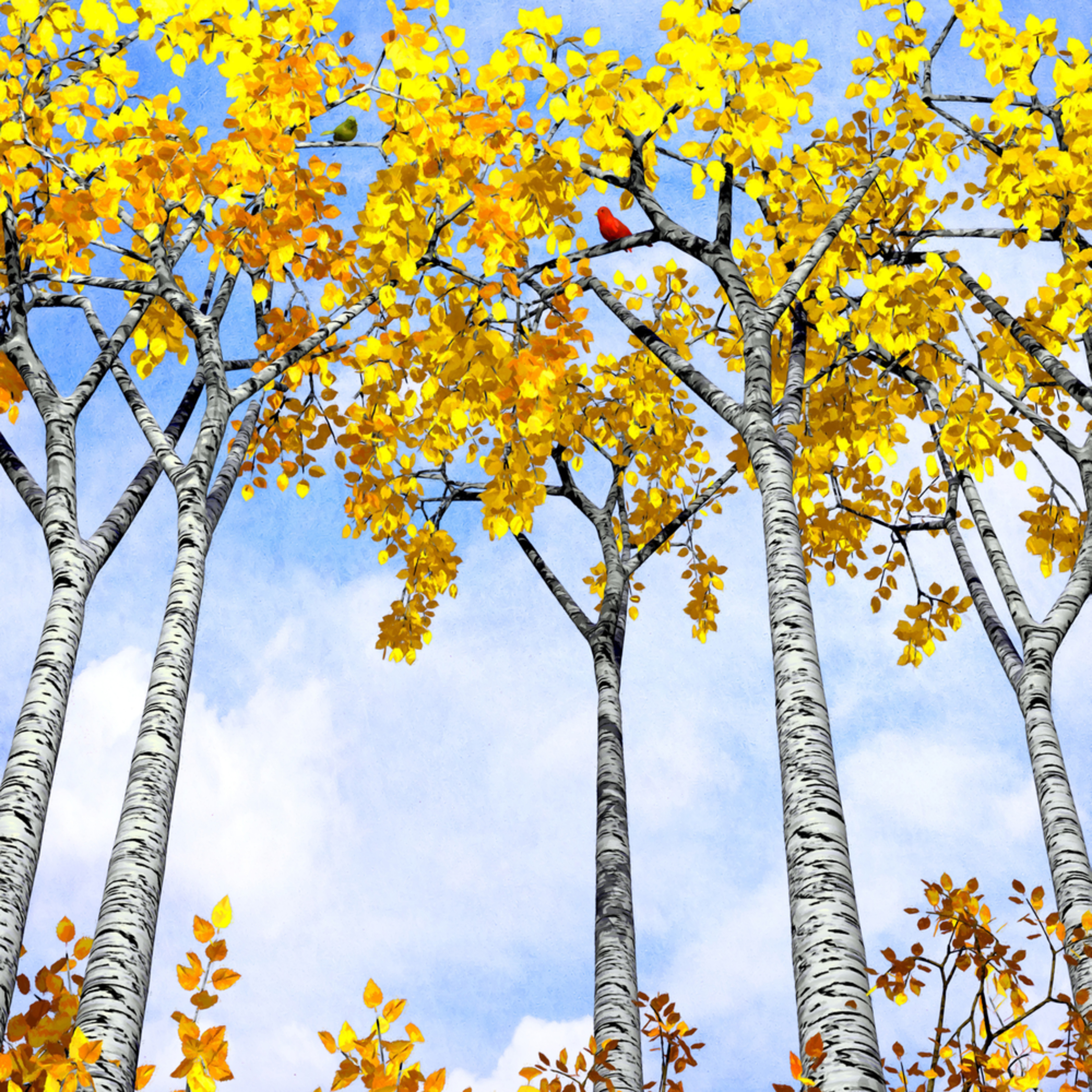 Cdecker birchgrove 6000 vert uafpcs