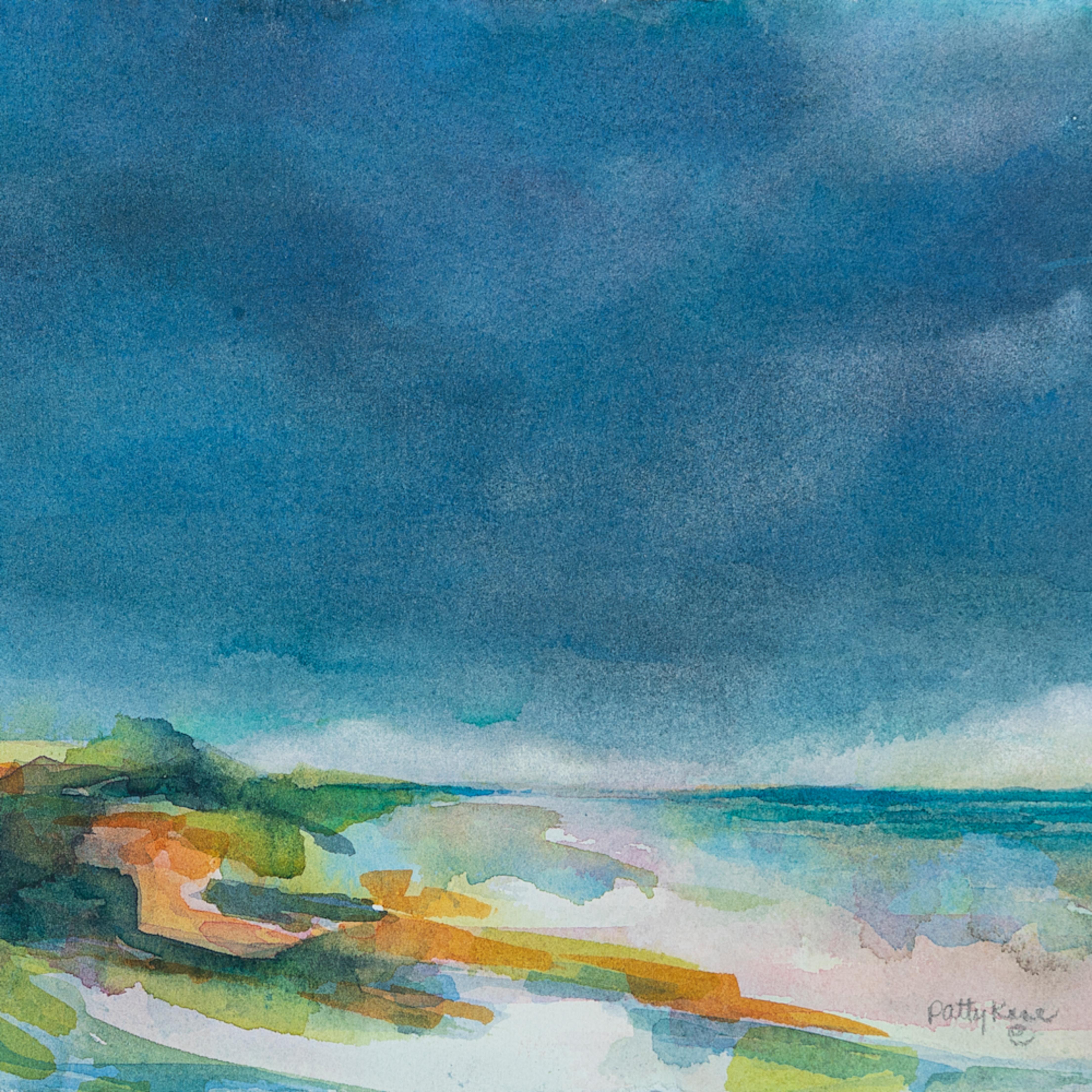 Storm on the horizon qlti1h