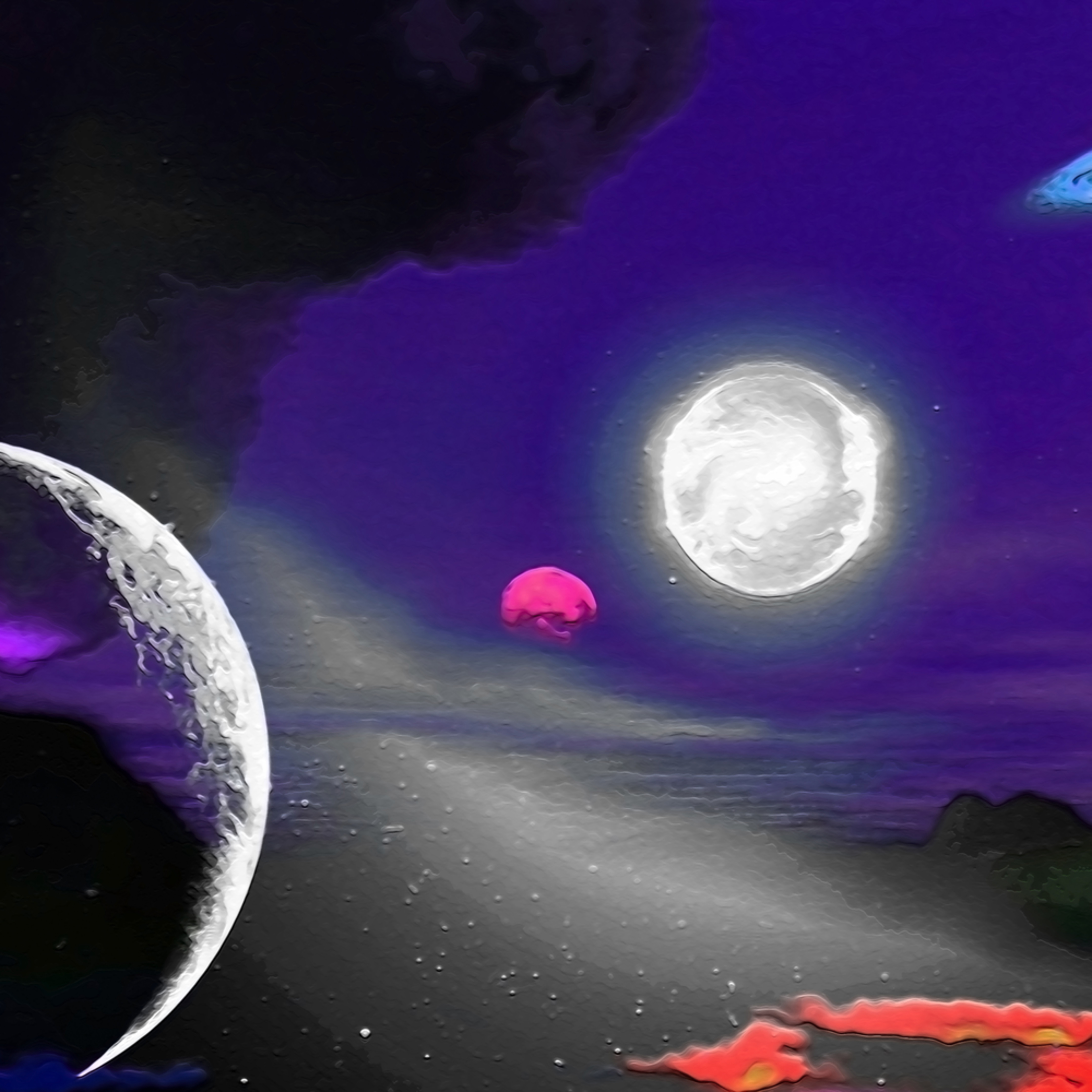 Astral visions exoplanet dreams yiqhli