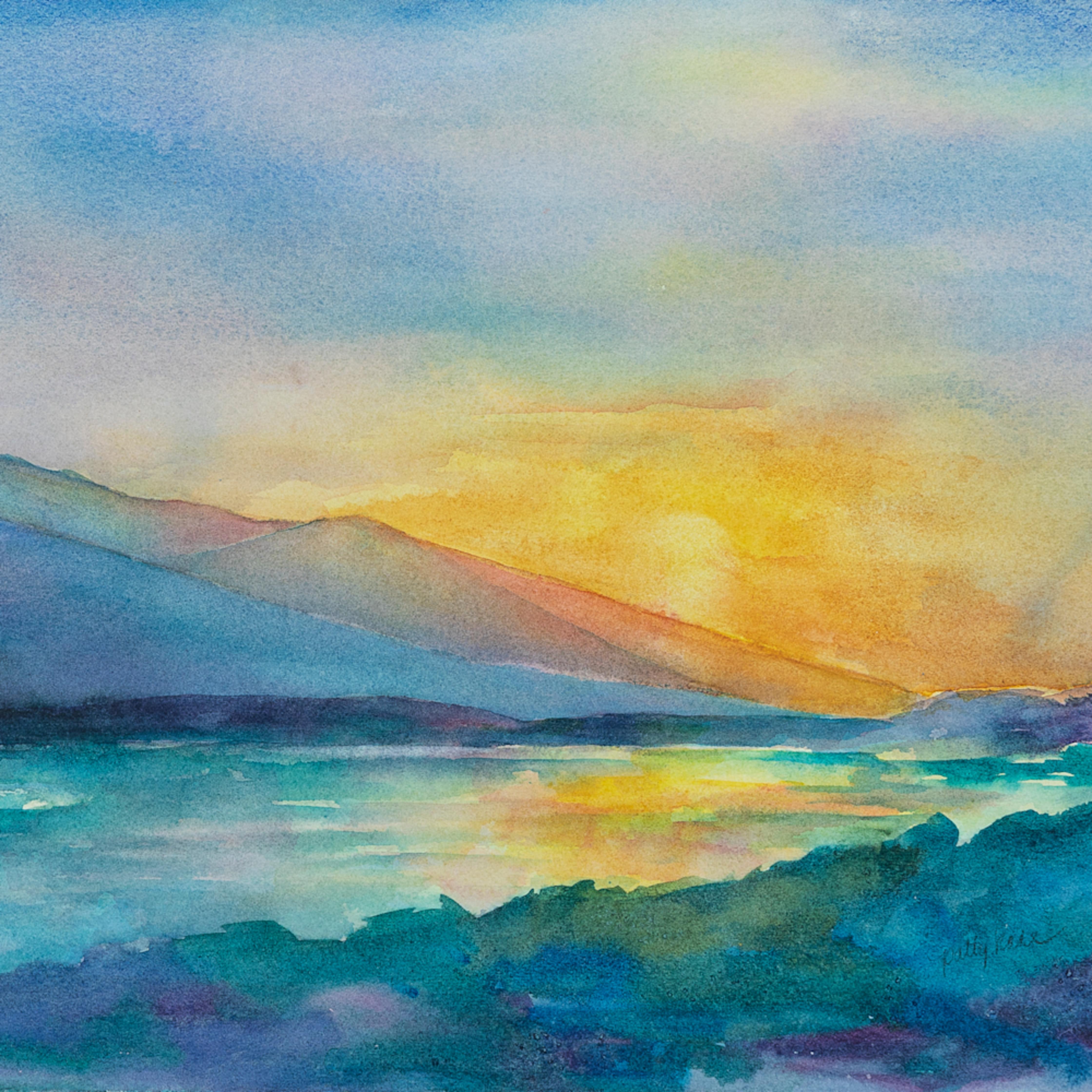 Irish sunrise izt4zo