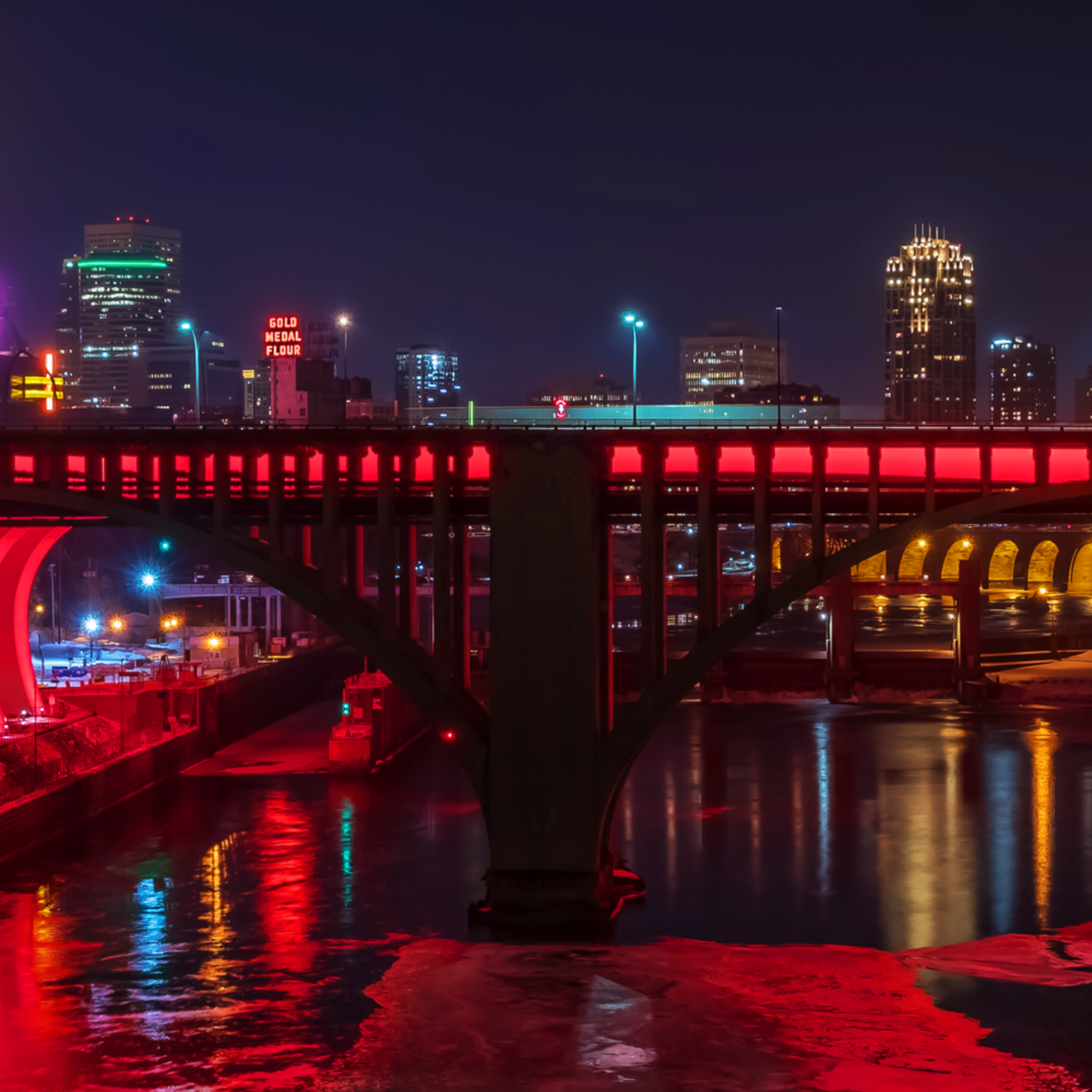 Minneapolis red 4 rrrdxo