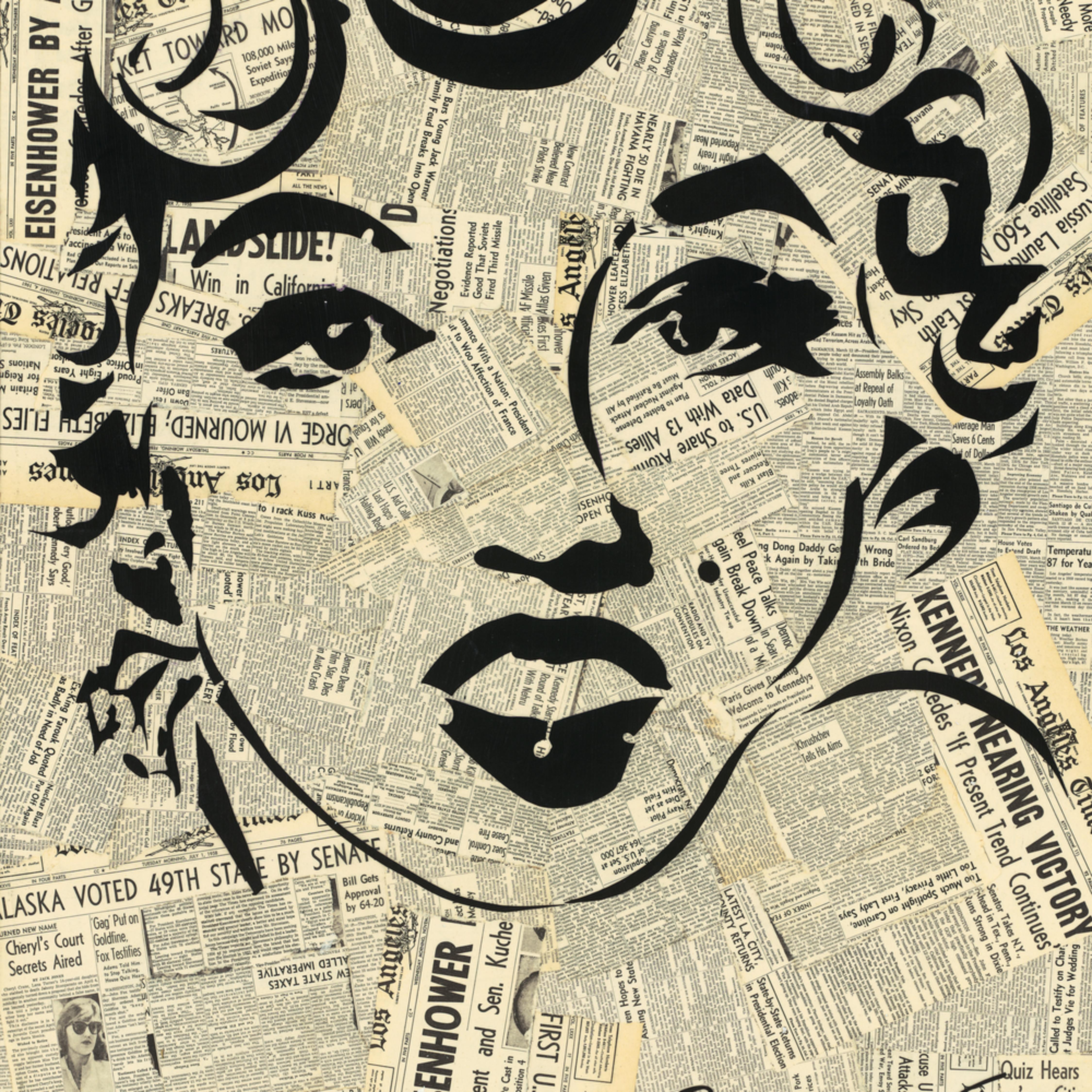 Marilyn  art store fronts bp4ng2
