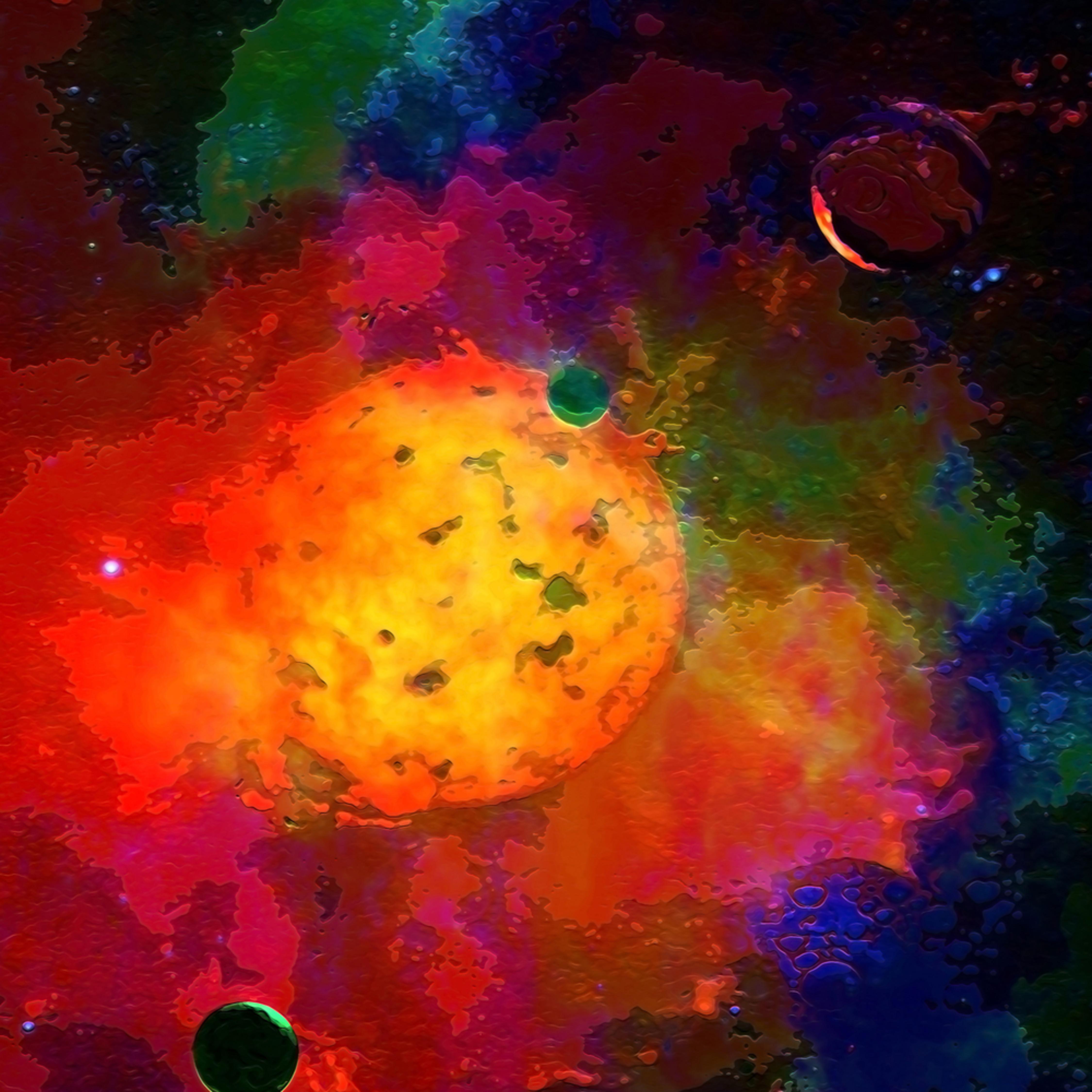 Emerging planets ympcmj