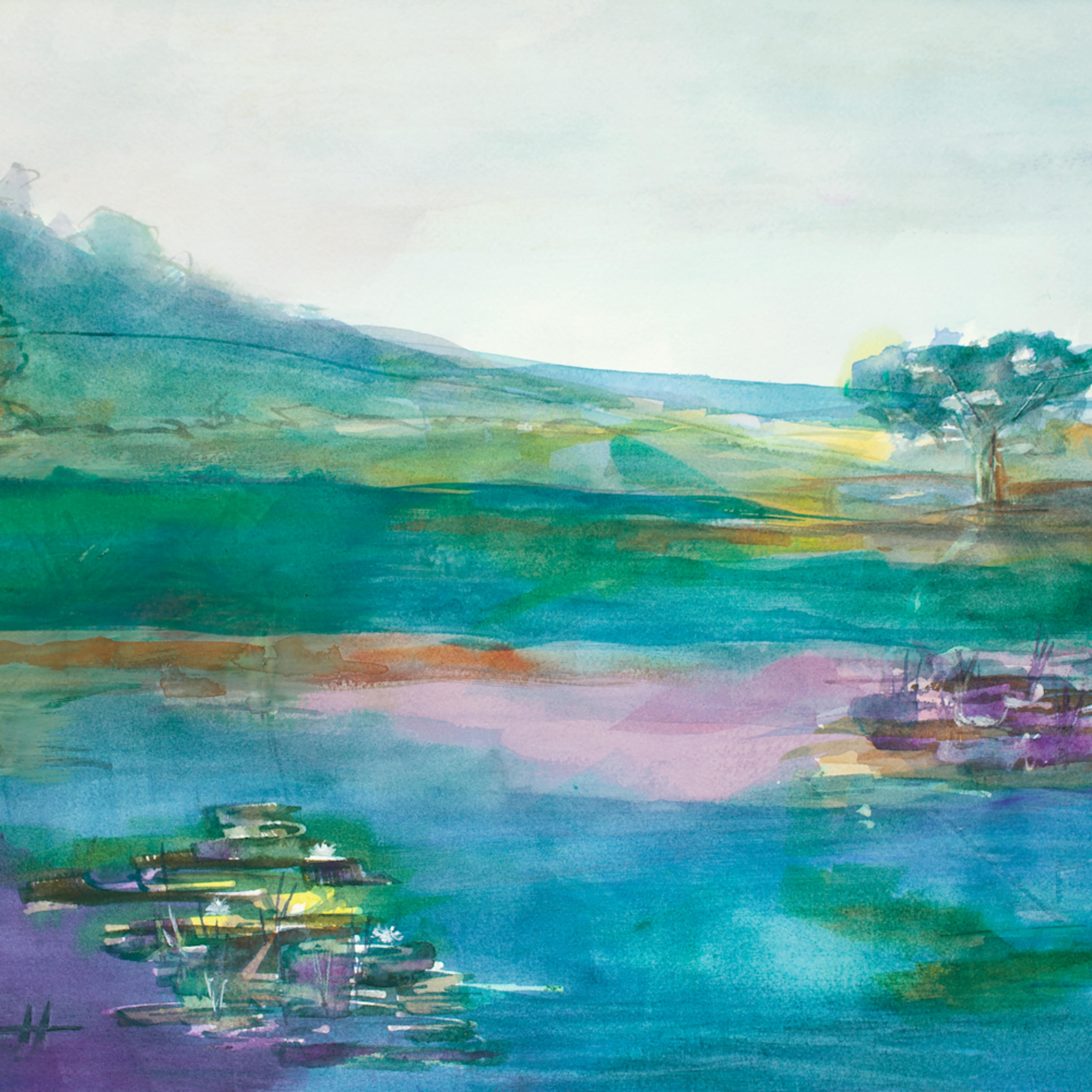 The lagoon xarnjo