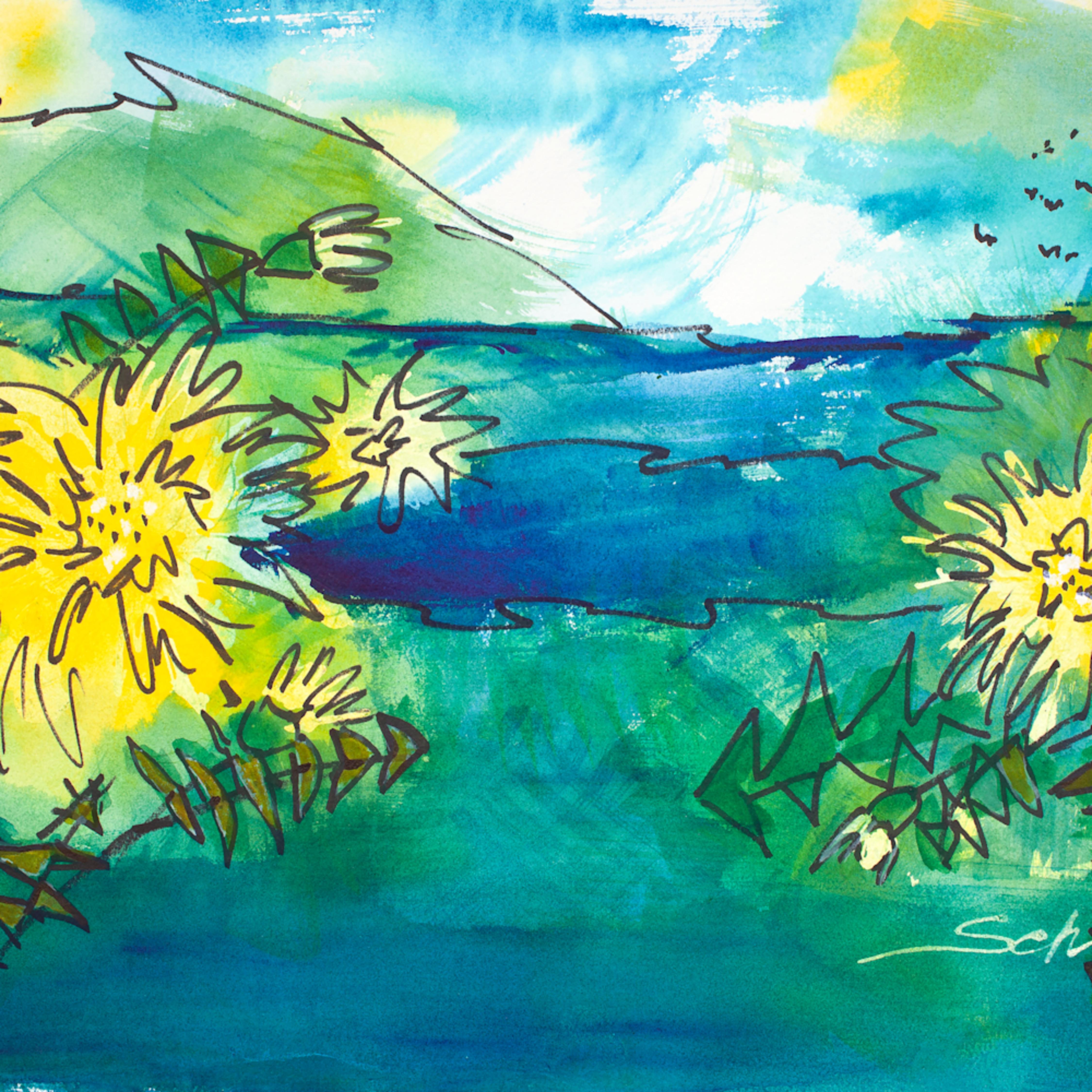 Dandelion spring luwvei