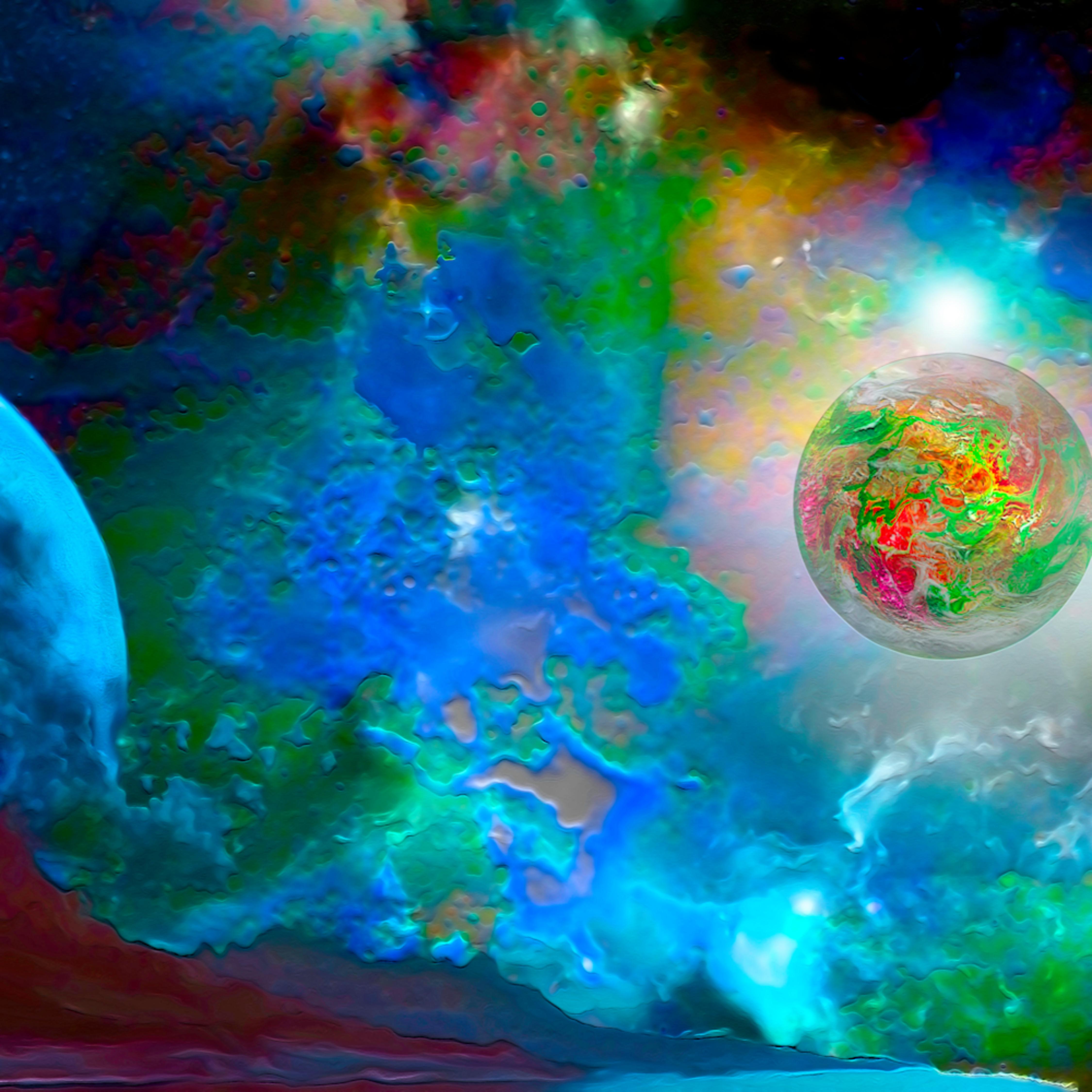 Celestial presence dxormo
