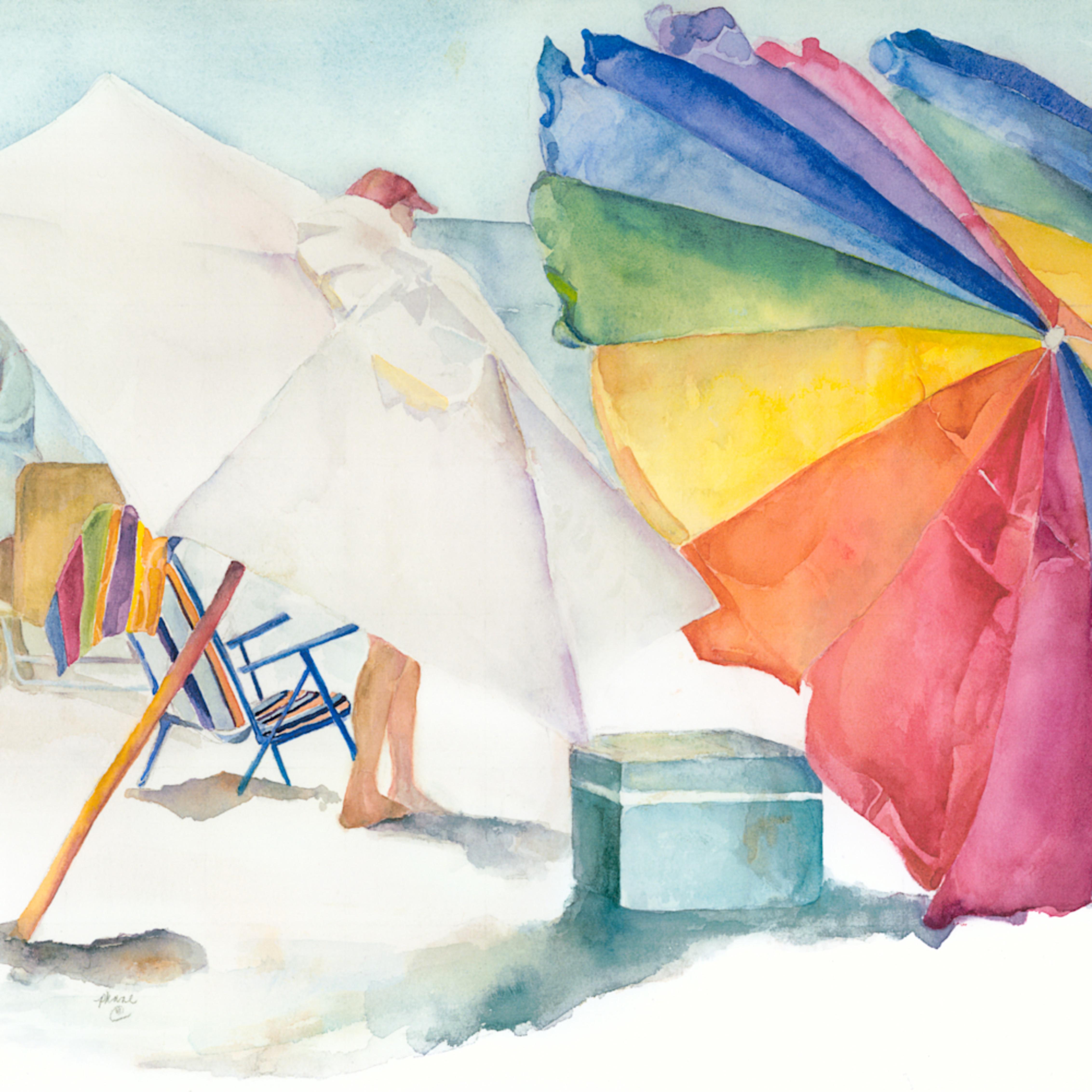 Beachumbrellas dgltjo