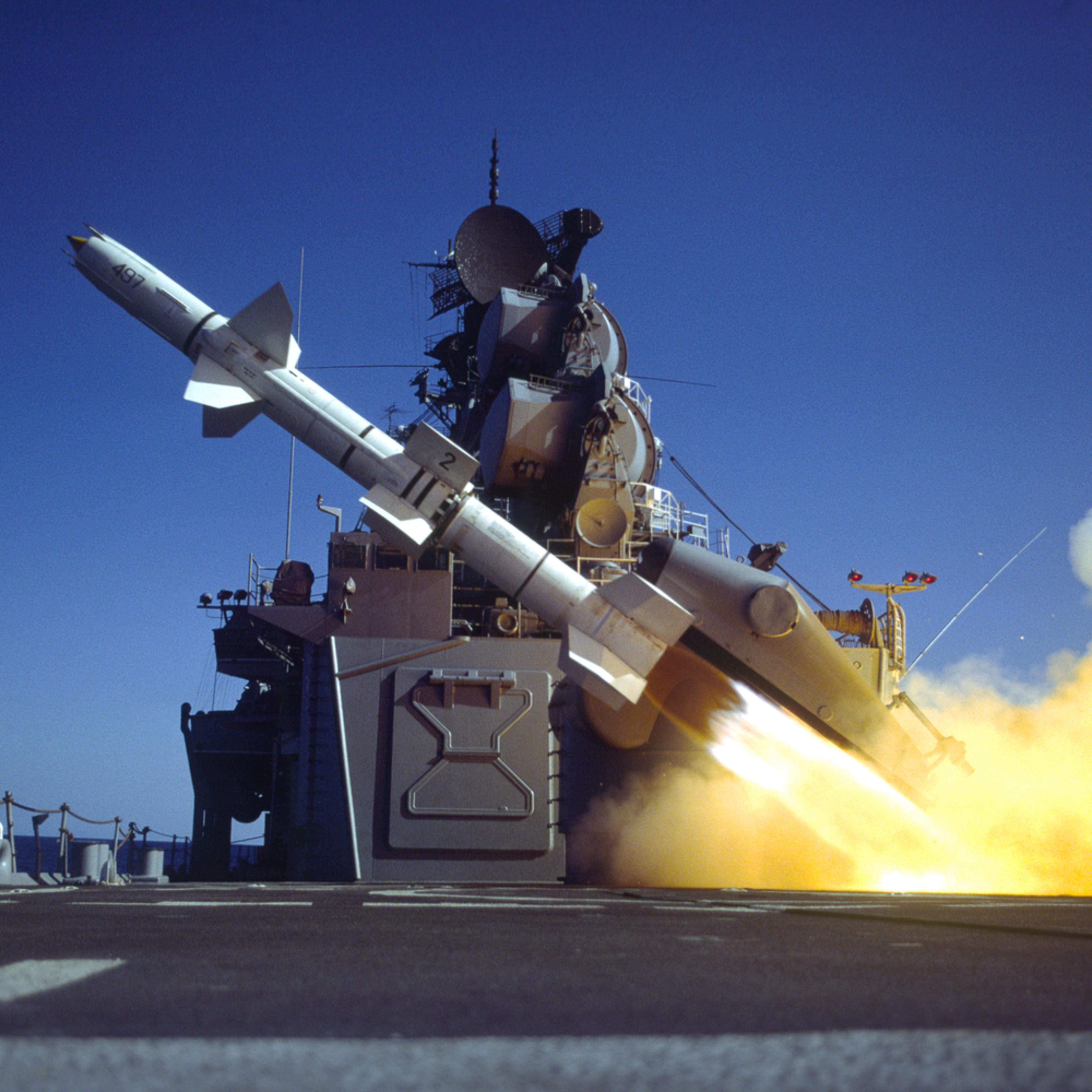 Talos missile shot n02 or6q4t
