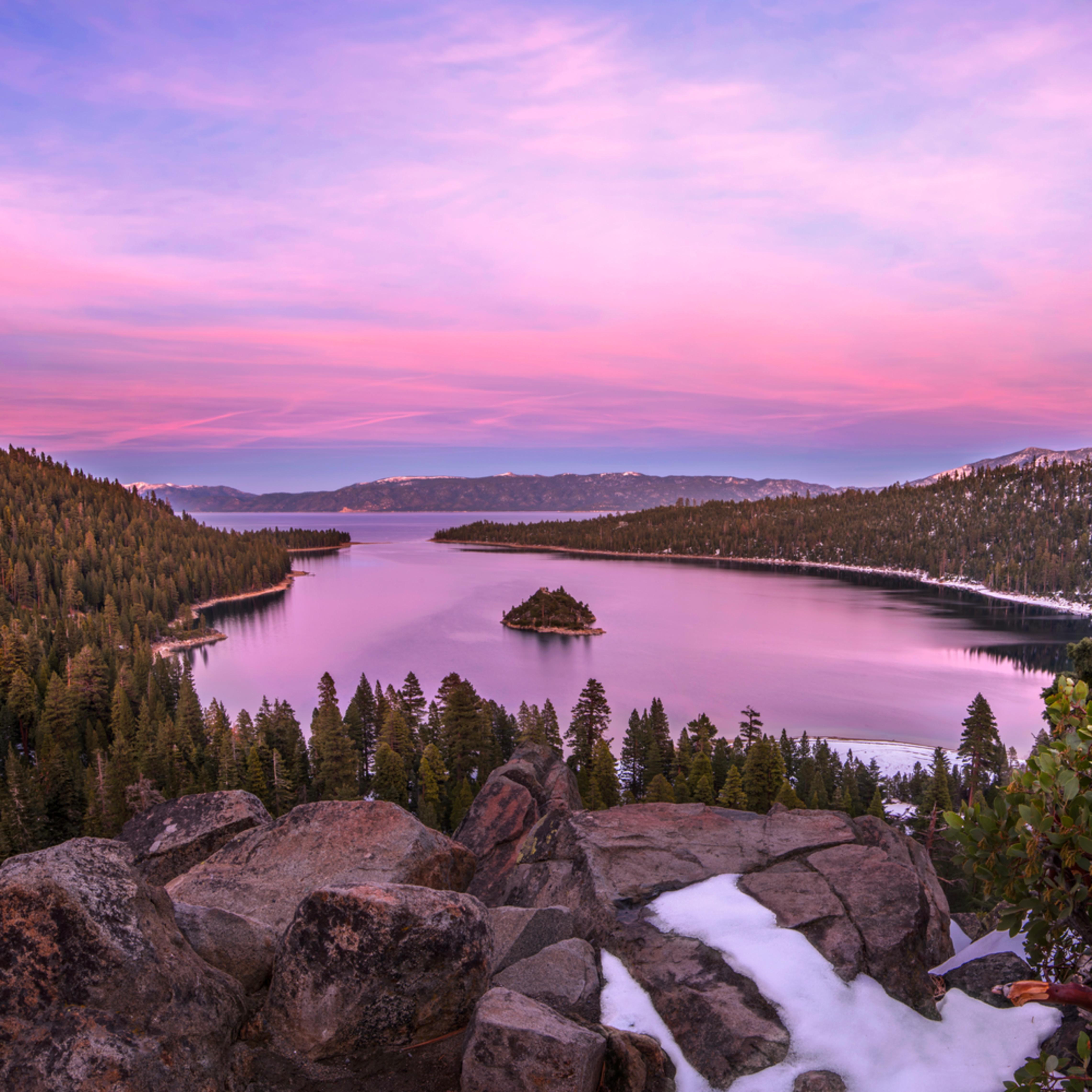 Emerald bay sunset 11 18 lvukqb
