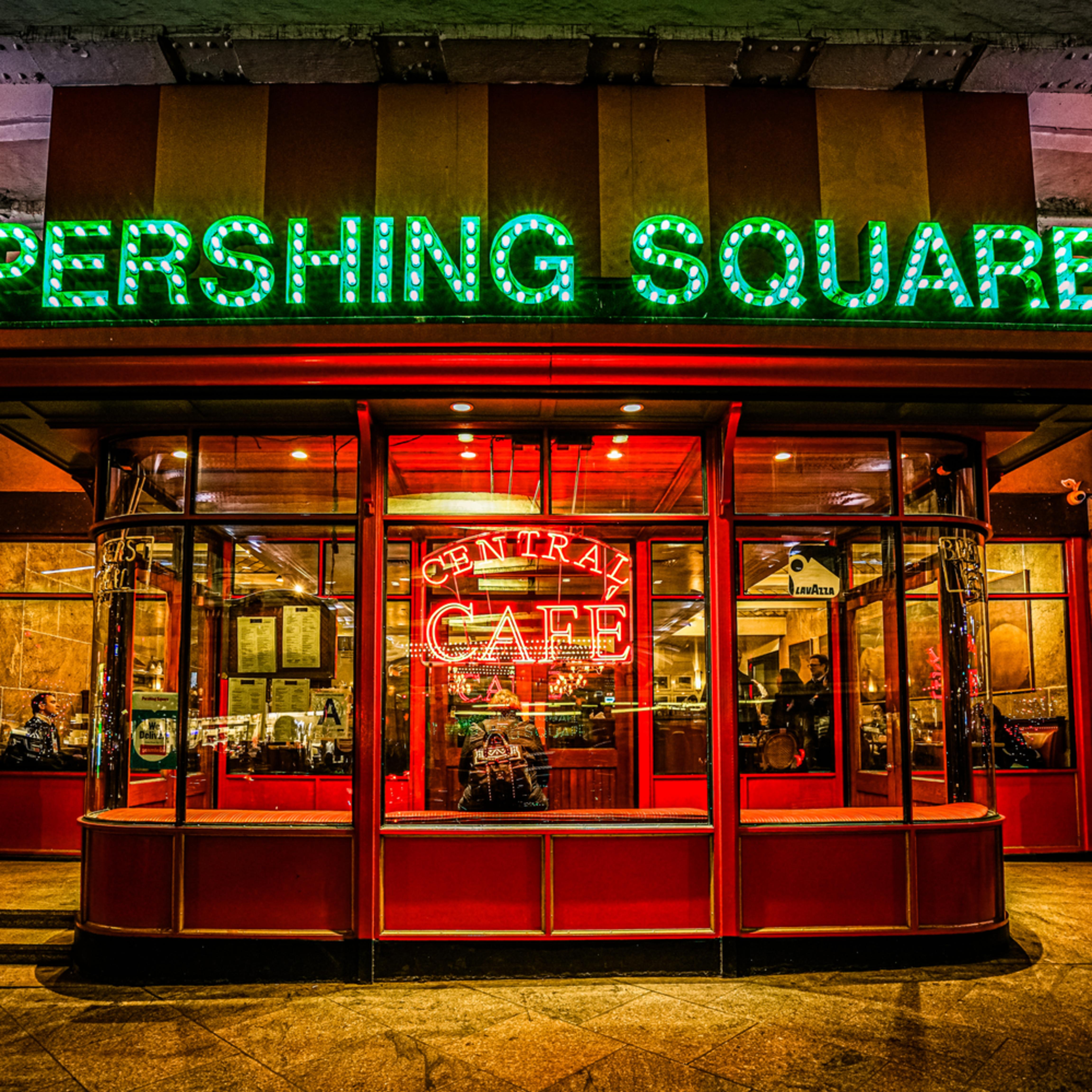 Pershing square dhcy9b