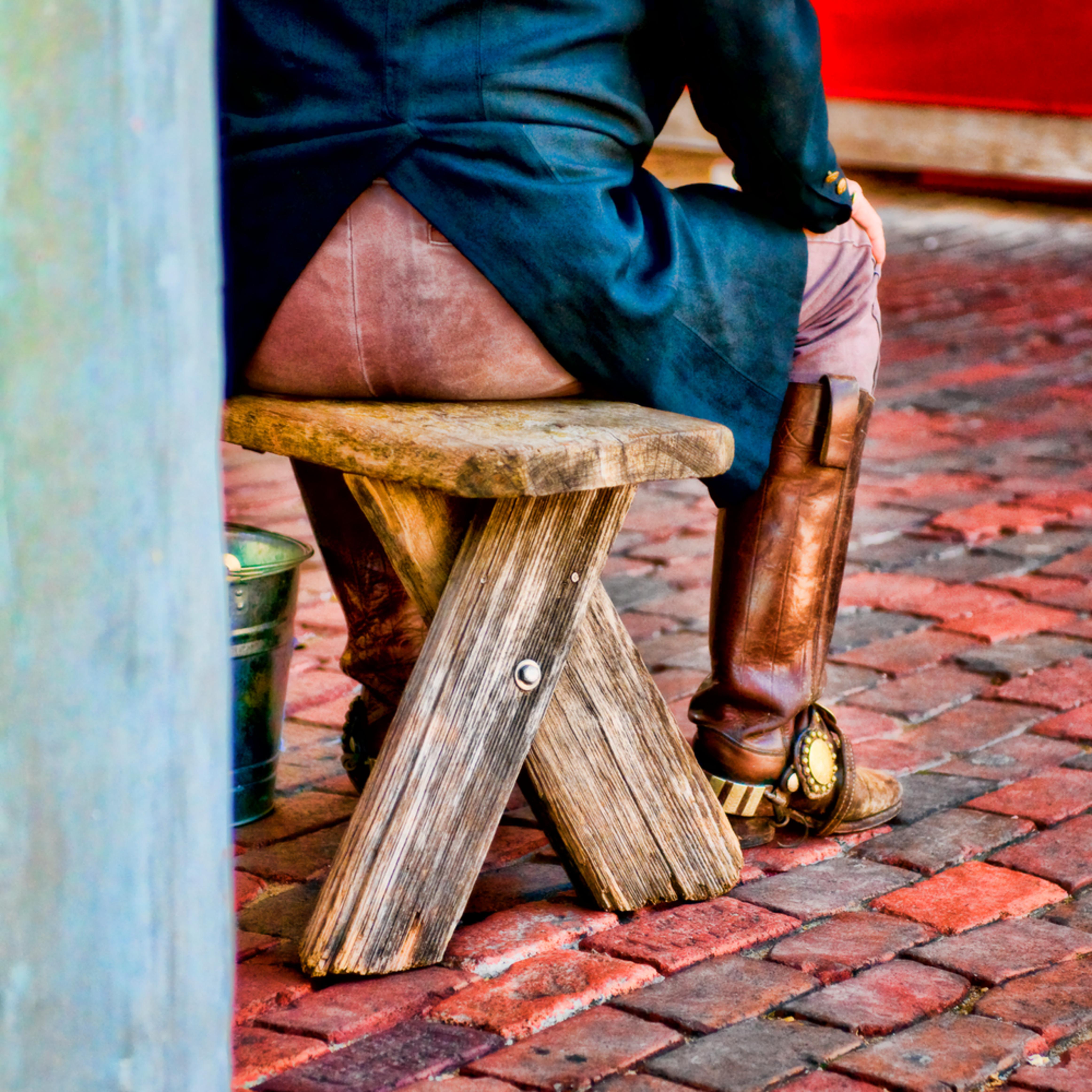 Cowboy sits fw stockyards dsc 0137 opscoq