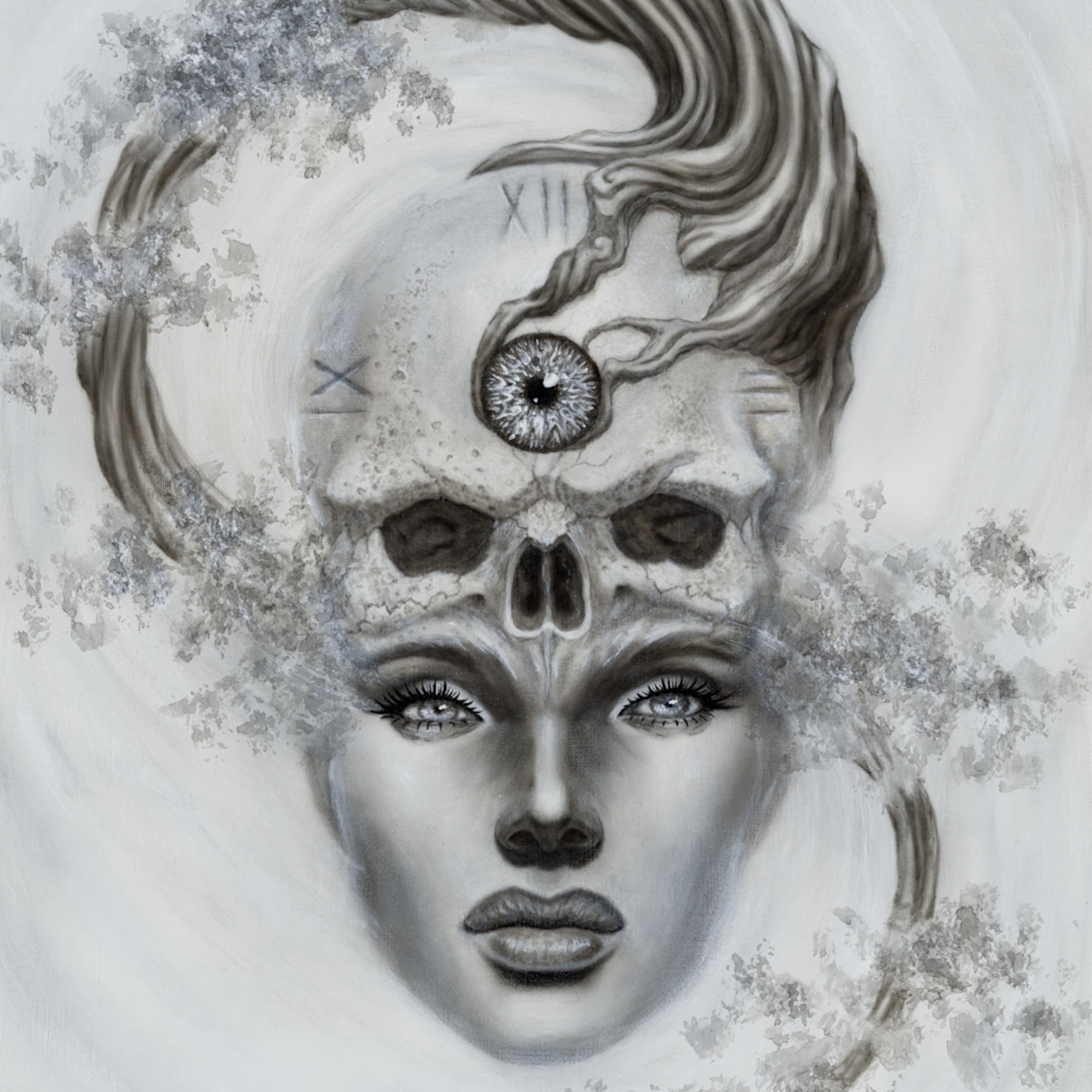 Dali dreams of death and the maiden in time print agi4vq