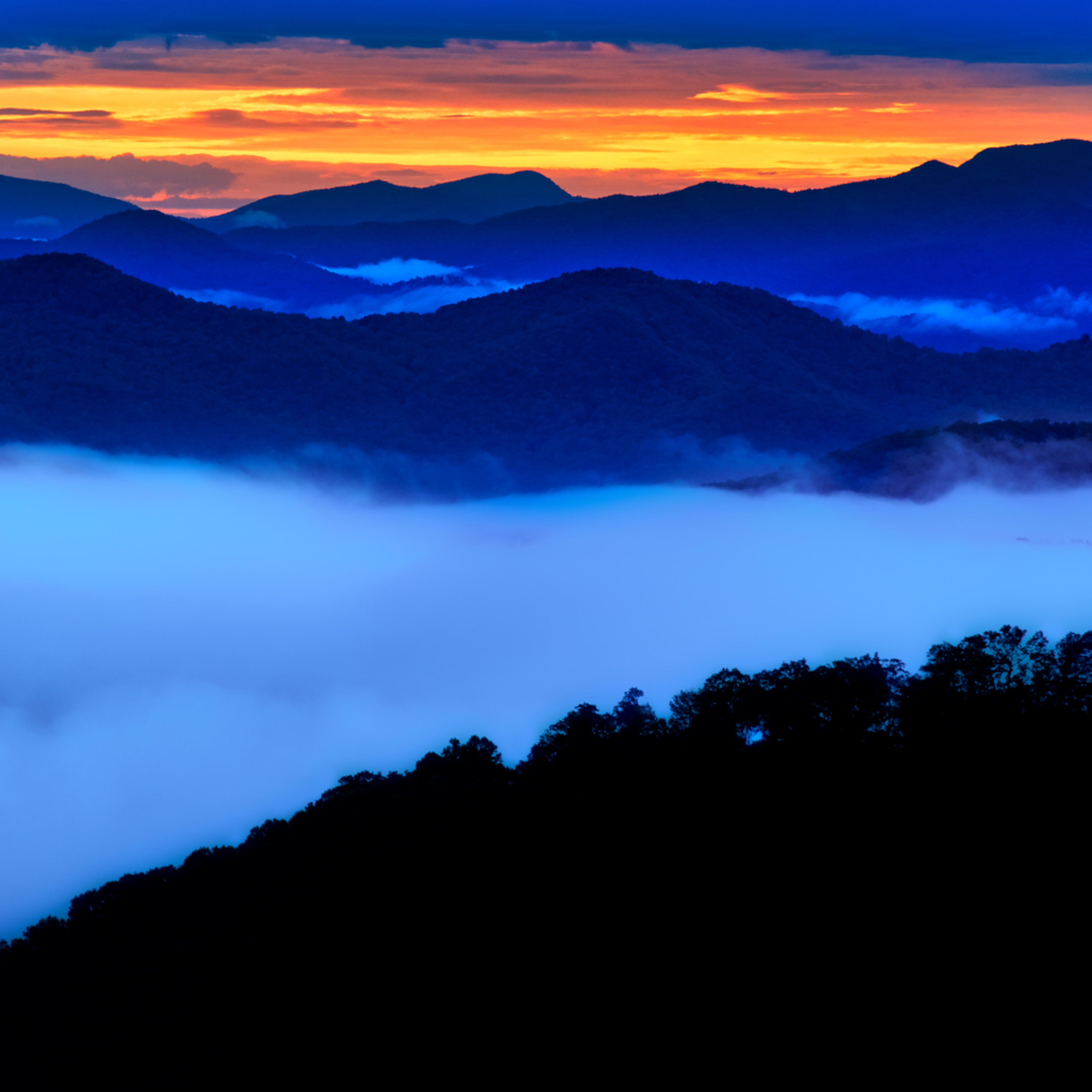 Andy crawford photography blue ridge sunrise spvjpf
