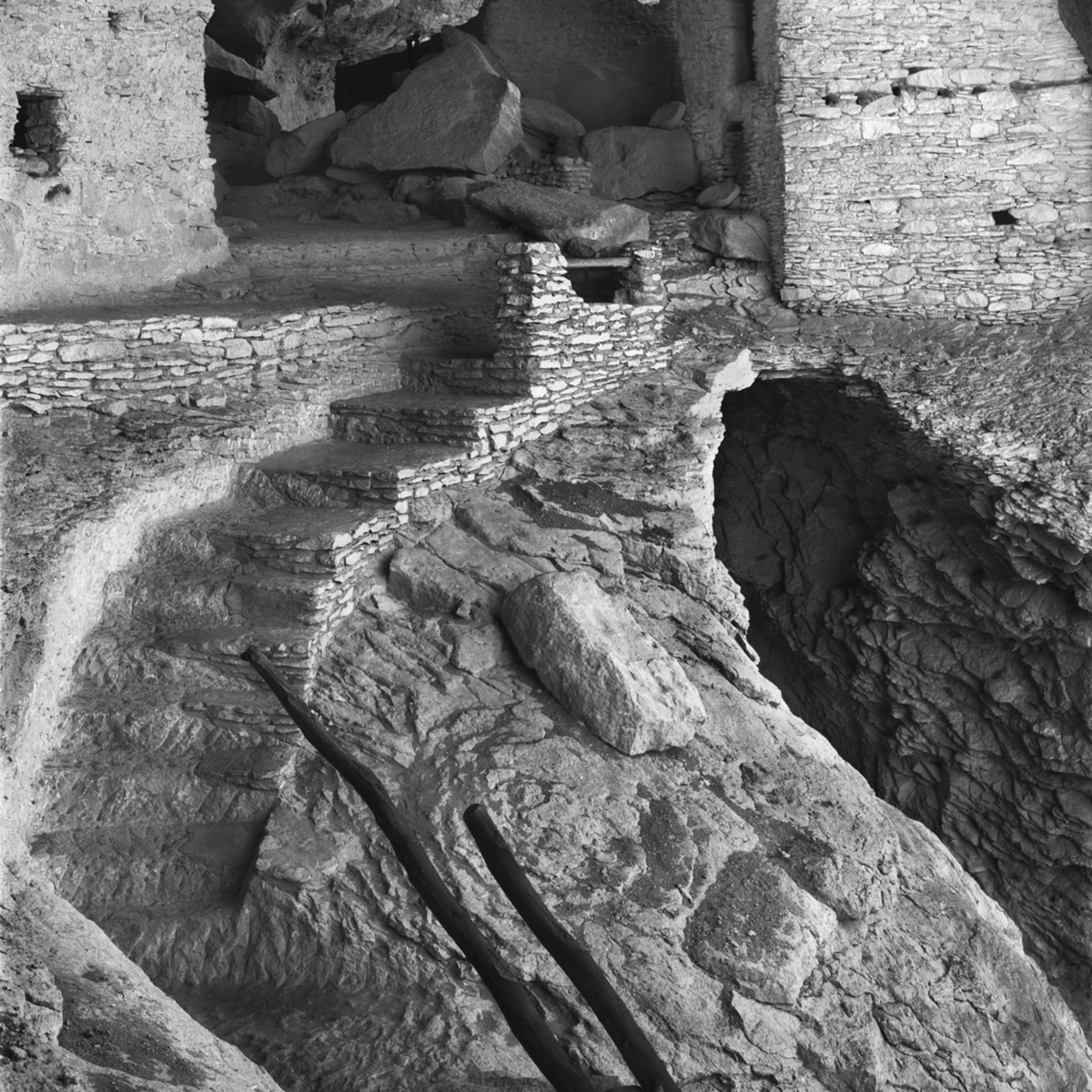 Stairway to heaven gila cliff dwelling klypnx