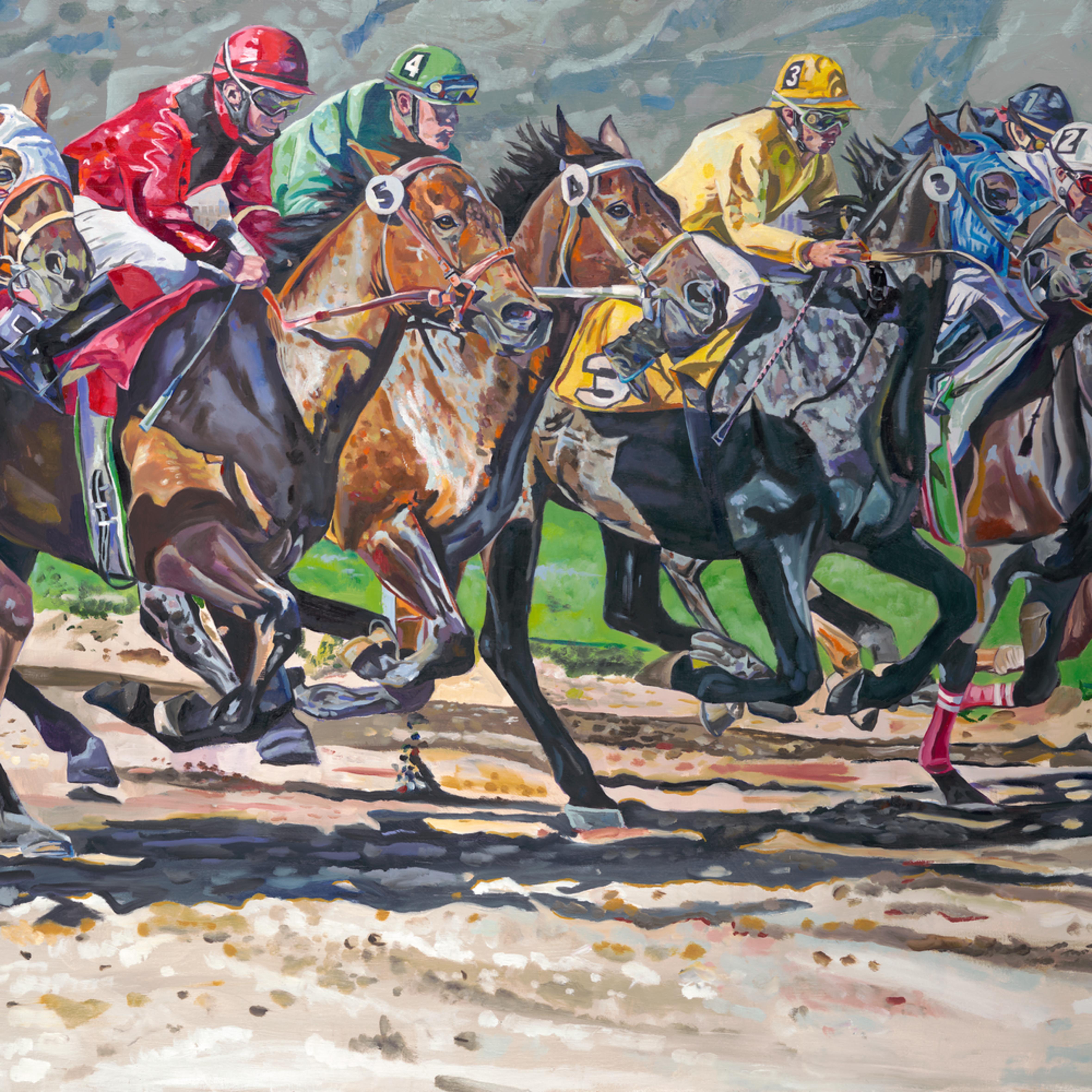 Horse race ejqzjj