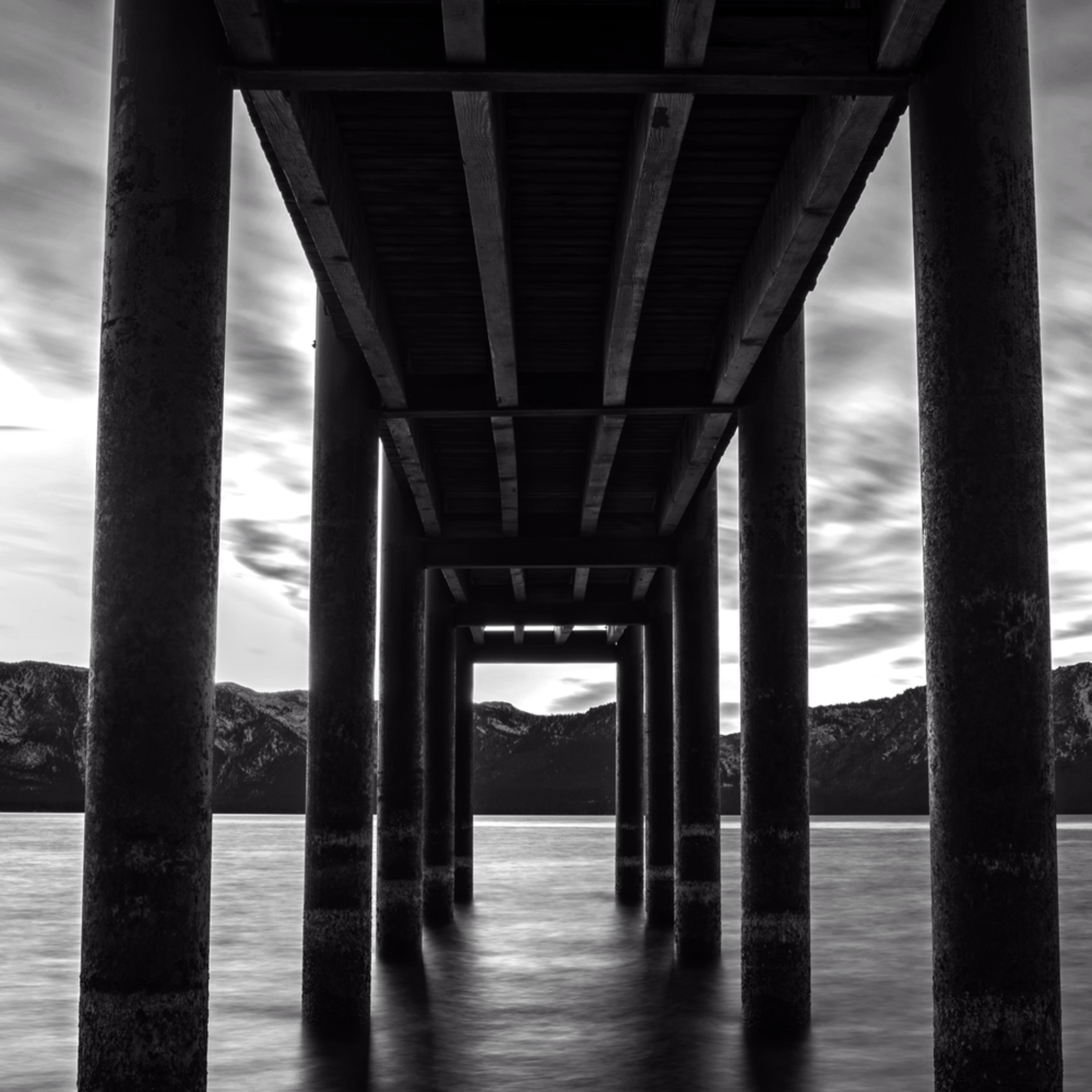 Under the bridge b w mklsc3