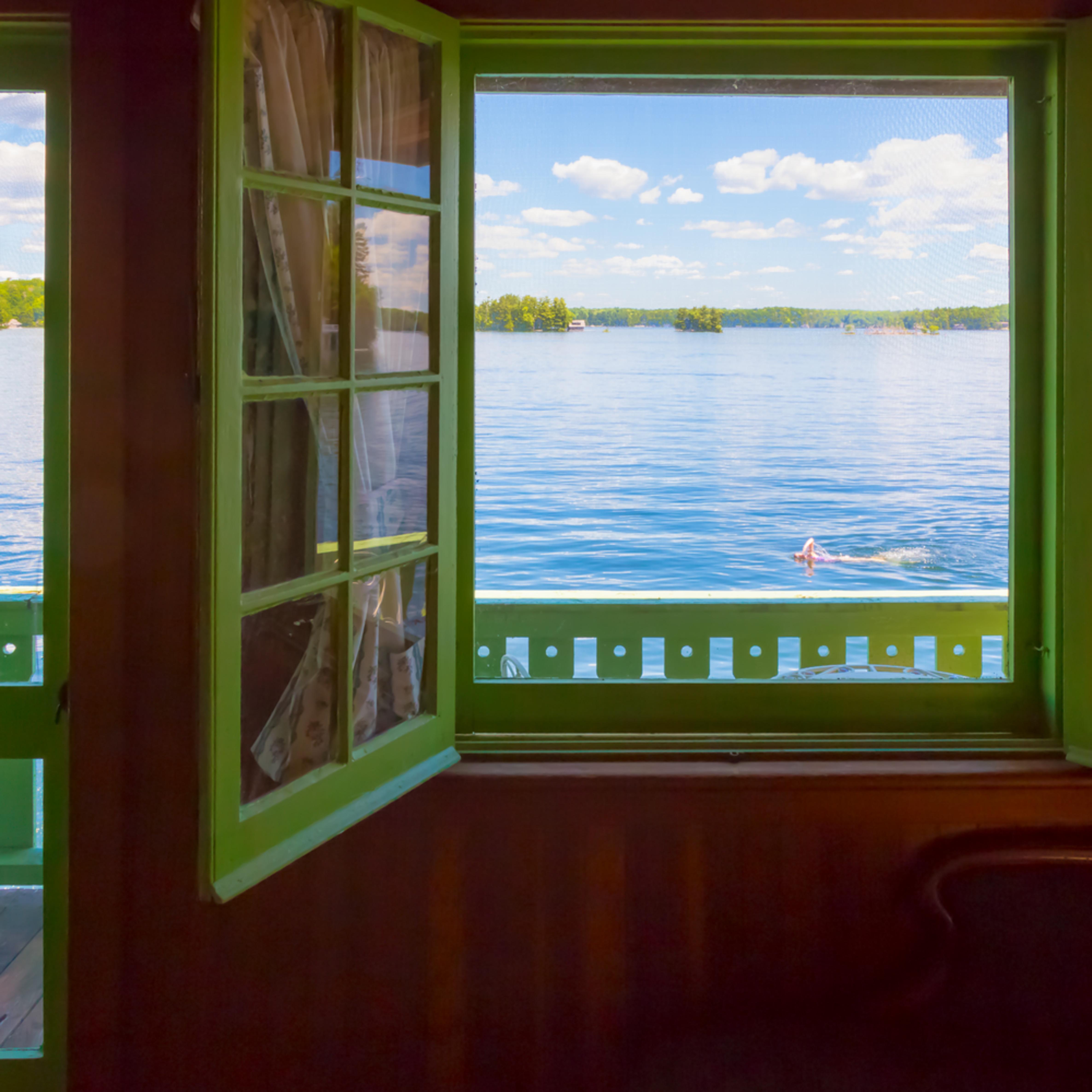 The boathouse wokelv